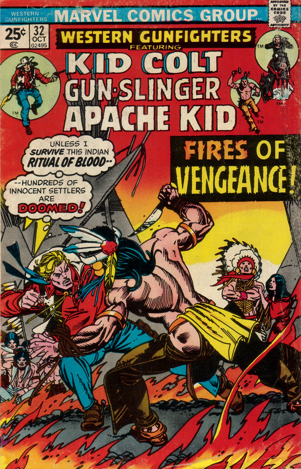 Western Gunfighters 32 Page 1
