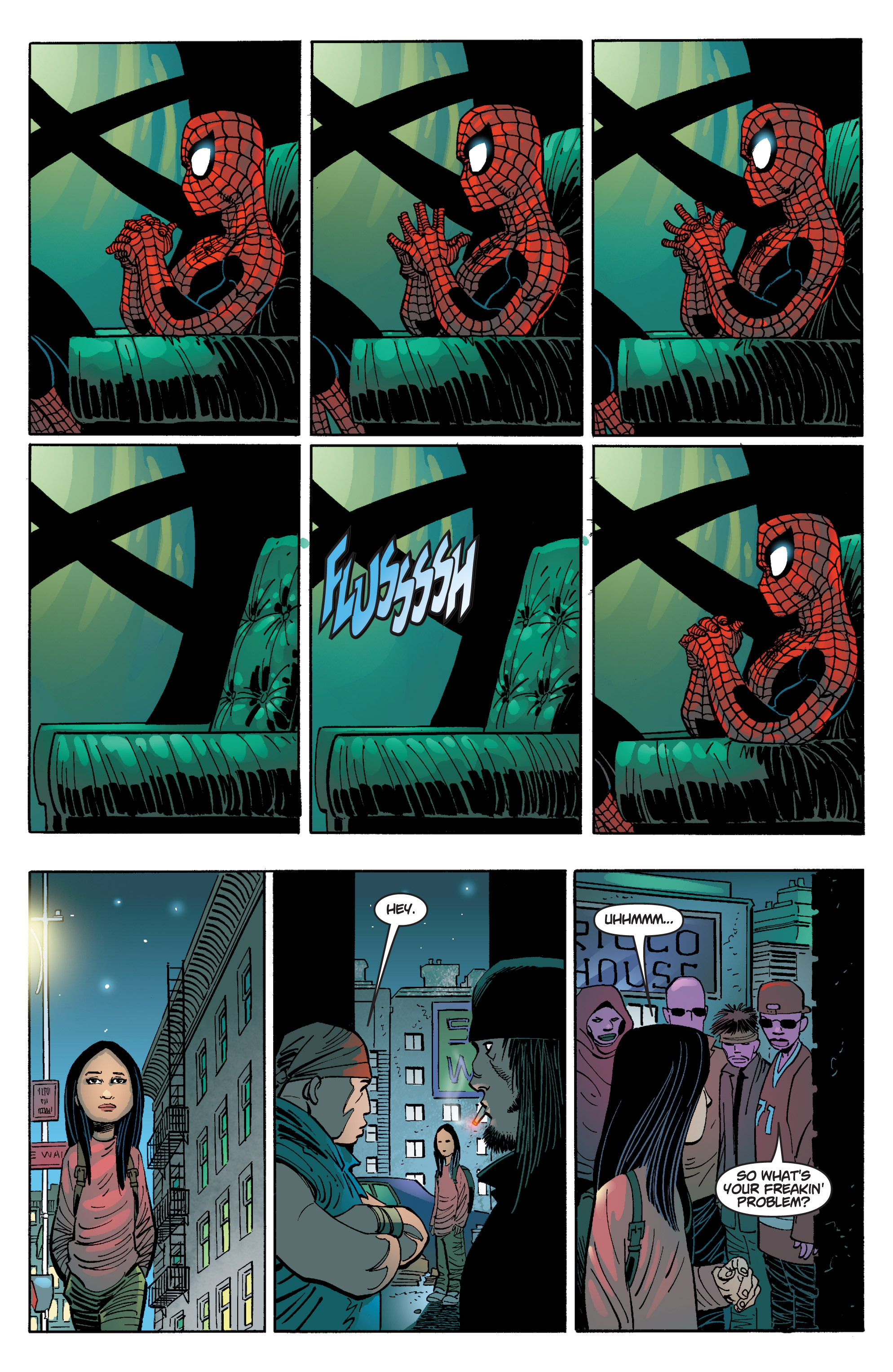 The Amazing Spider-Man (1999) 42 Page 7