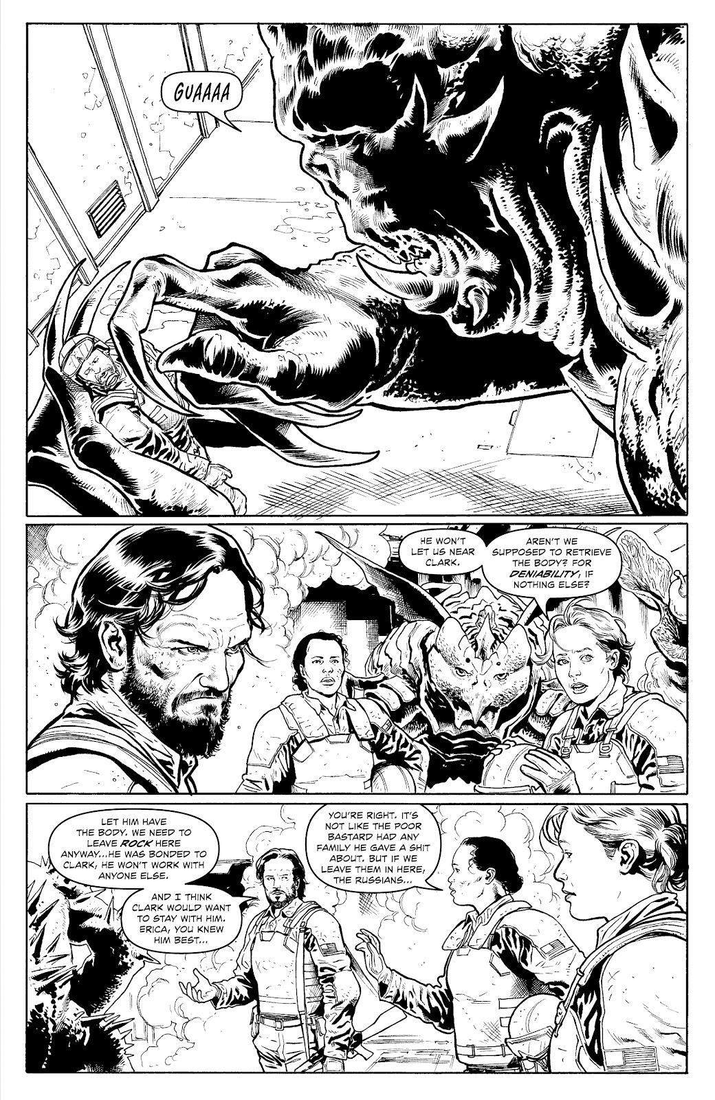 Read online Alan Moore's Cinema Purgatorio comic -  Issue #17 - 45