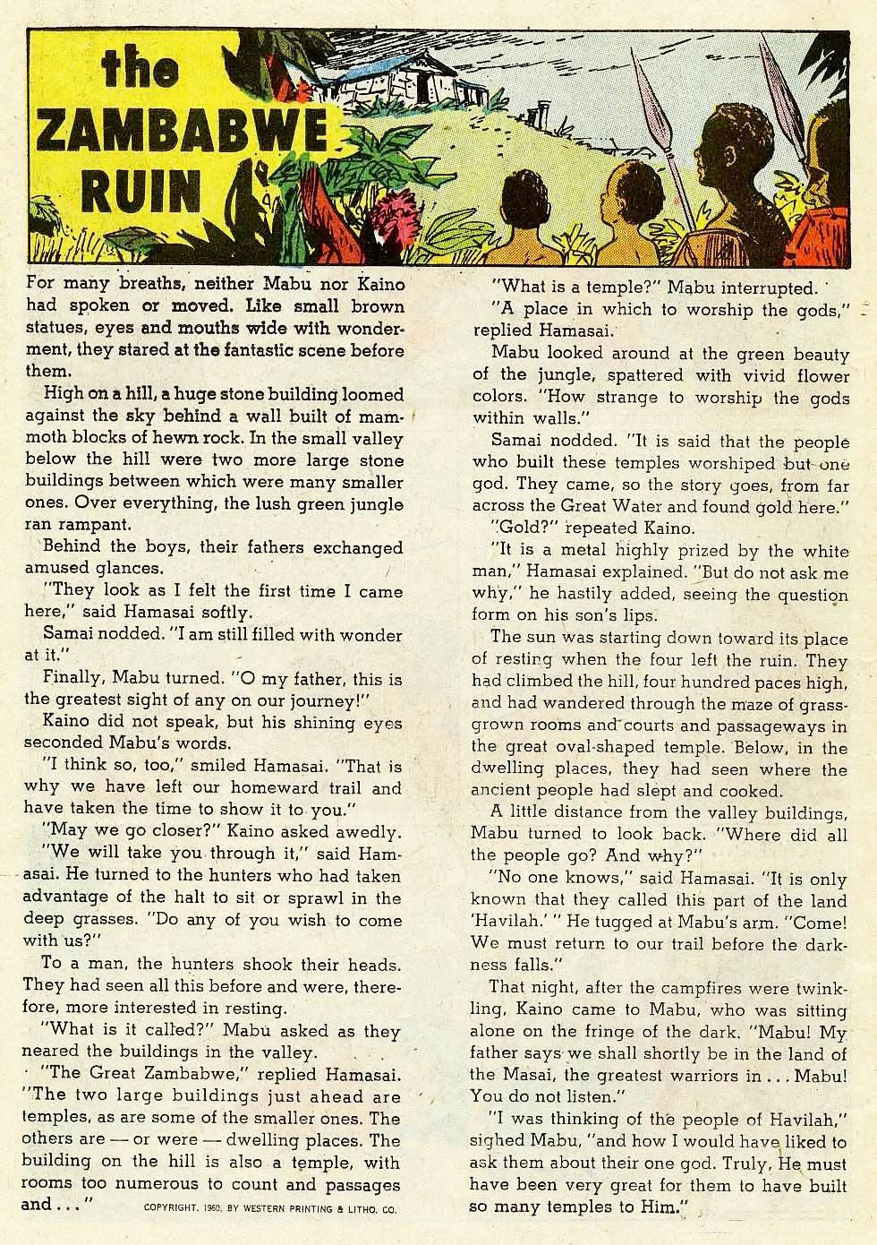 Tarzan (1948) issue 122 - Page 18