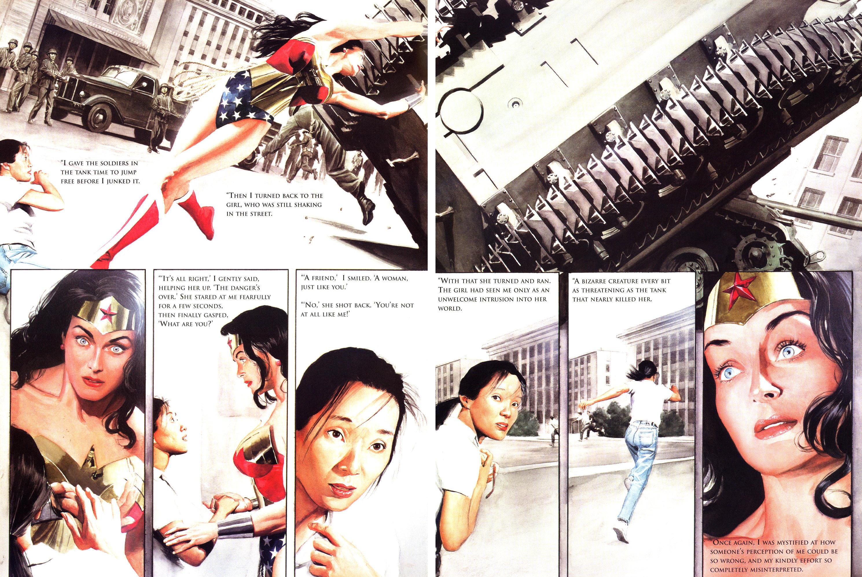 Read online Wonder Woman: Spirit of Truth comic -  Issue # Full - 31