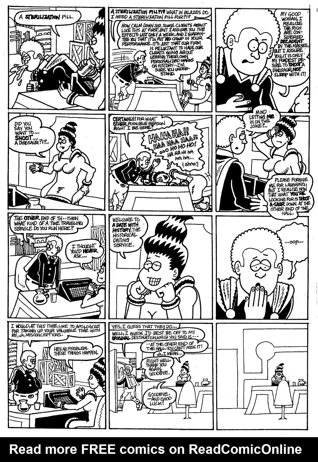 Read online The Nearly Complete Essential Hembeck Archives Omnibus comic -  Issue # TPB (Part 6) - 38