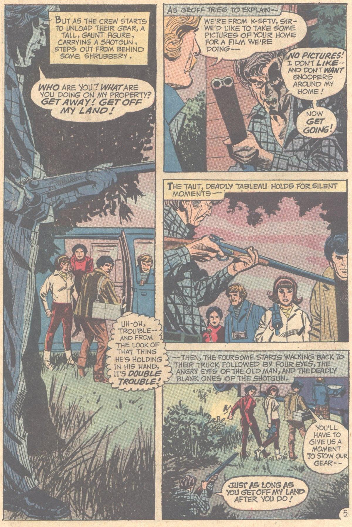 Read online Adventure Comics (1938) comic -  Issue #408 - 7