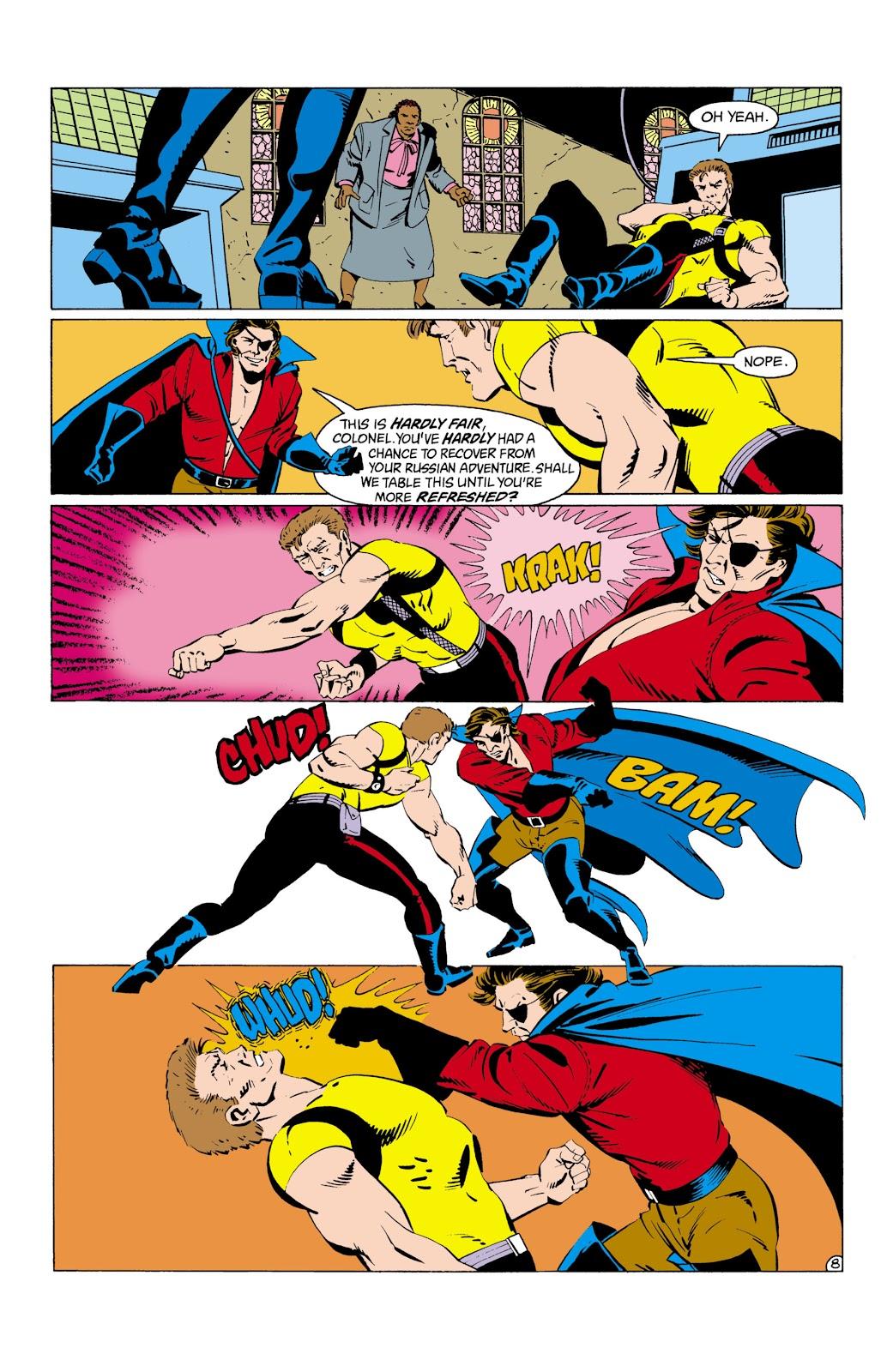 Suicide Squad (1987) Issue #8 #9 - English 9