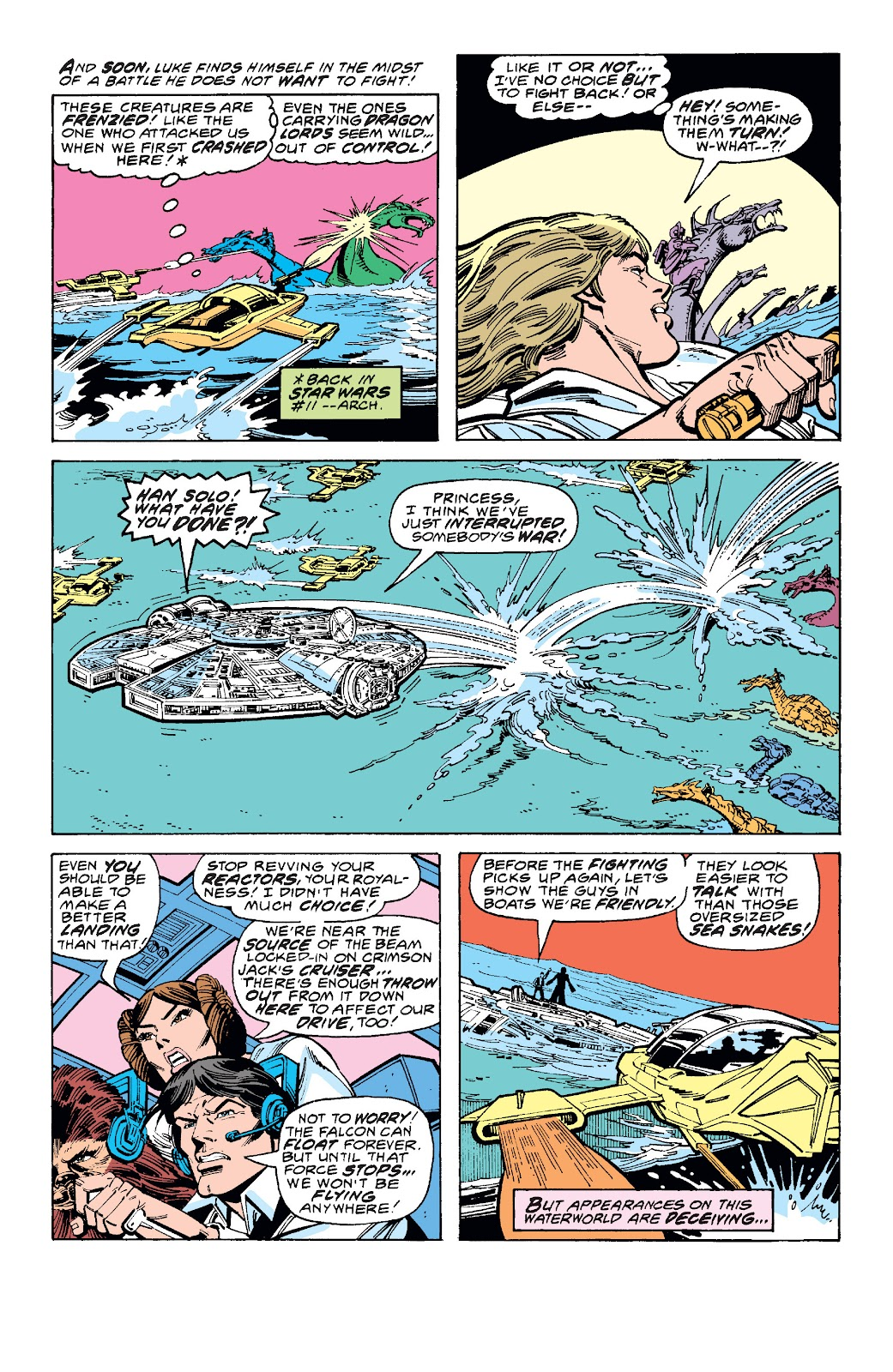 Read online Star Wars Legends: The Original Marvel Years - Epic Collection comic -  Issue # TPB 1 (Part 3) - 41