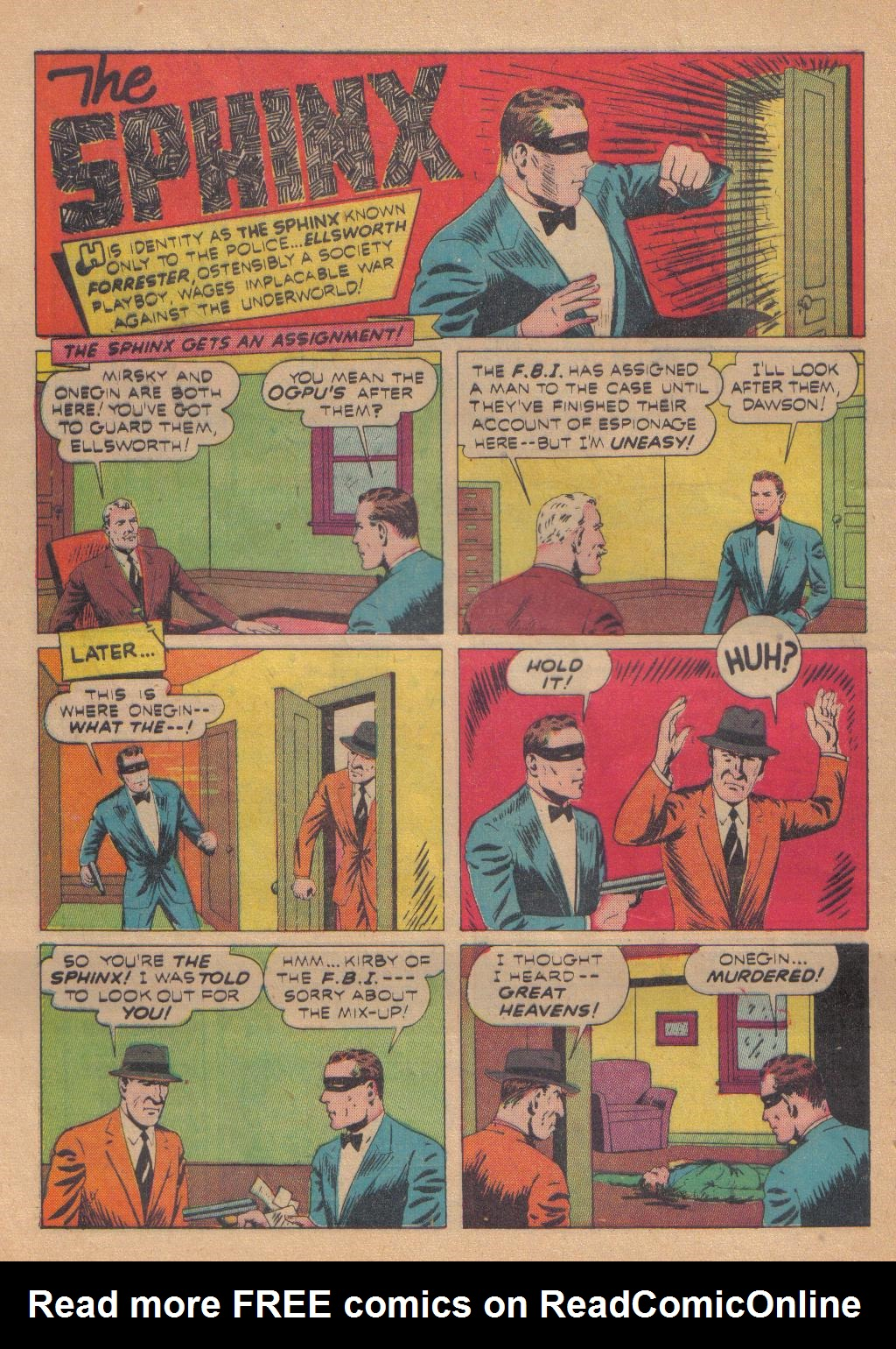 Exciting Comics (1940) issue 13 - Page 52