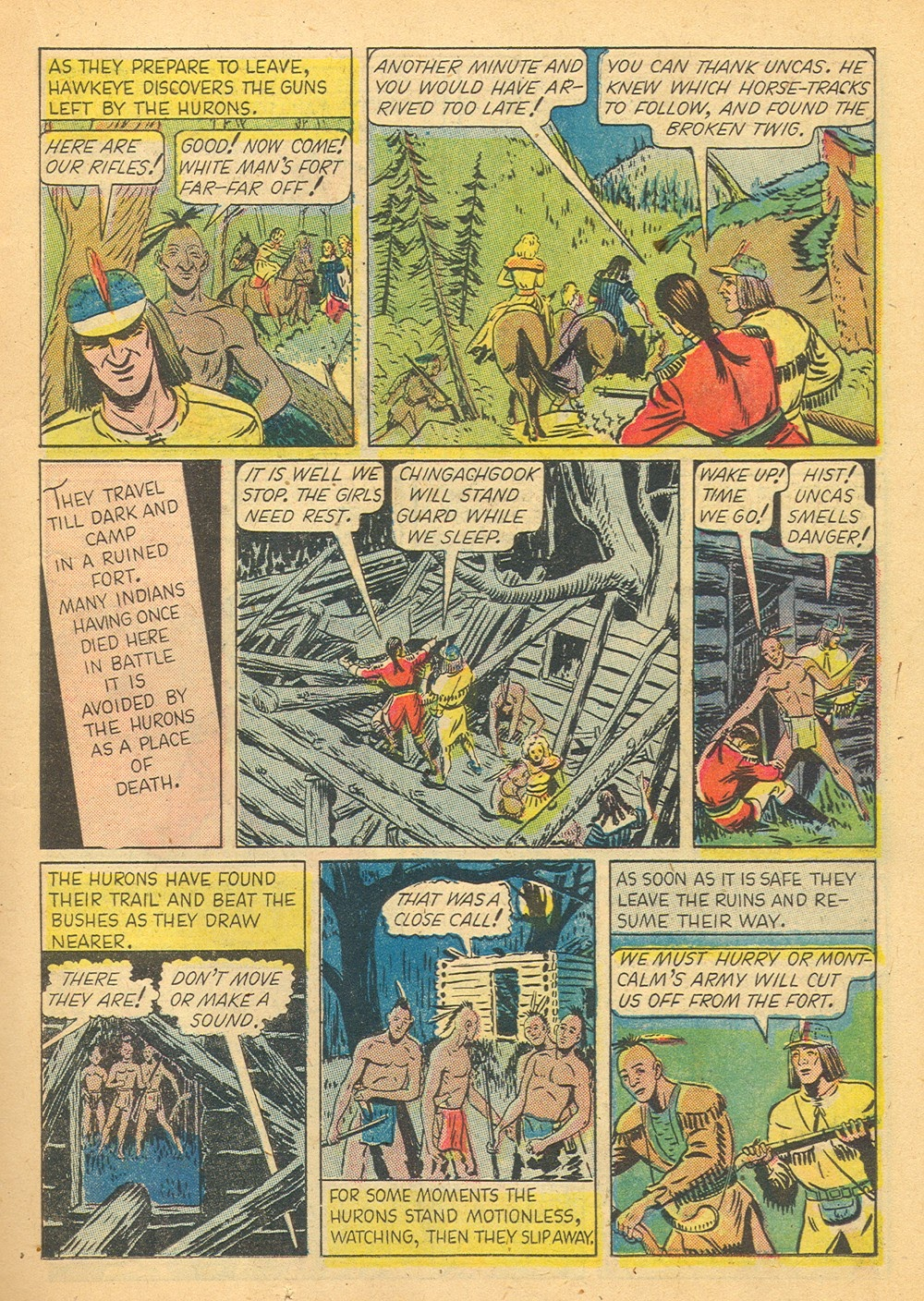 Classics Illustrated issue 4 - Page 23