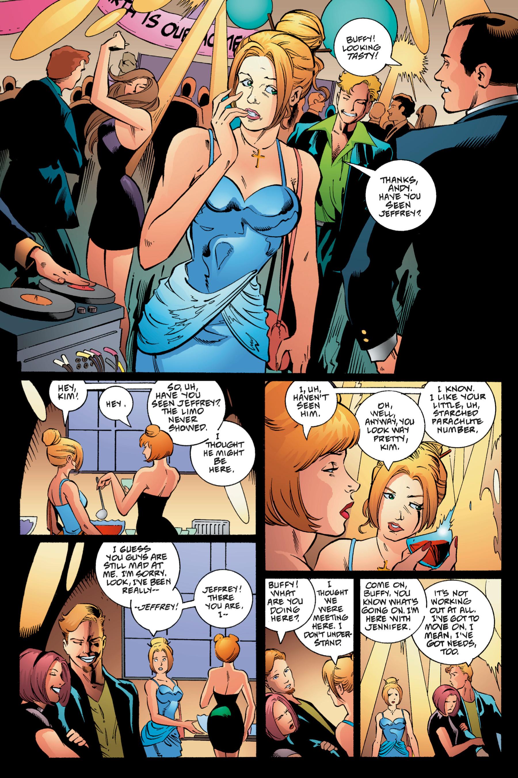 Read online Buffy the Vampire Slayer: Omnibus comic -  Issue # TPB 1 - 86