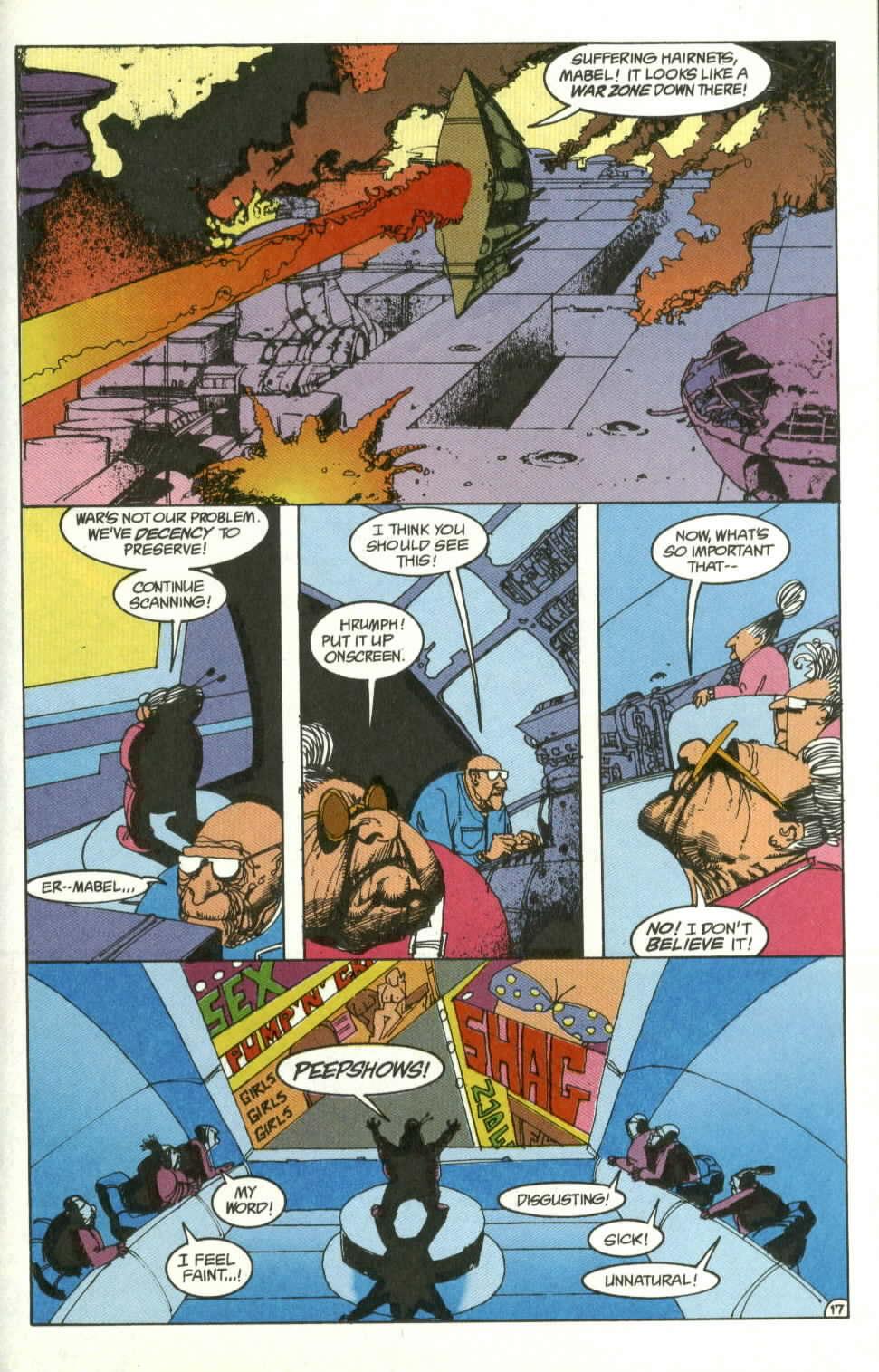 Read online Lobo (1990) comic -  Issue #4 - 17