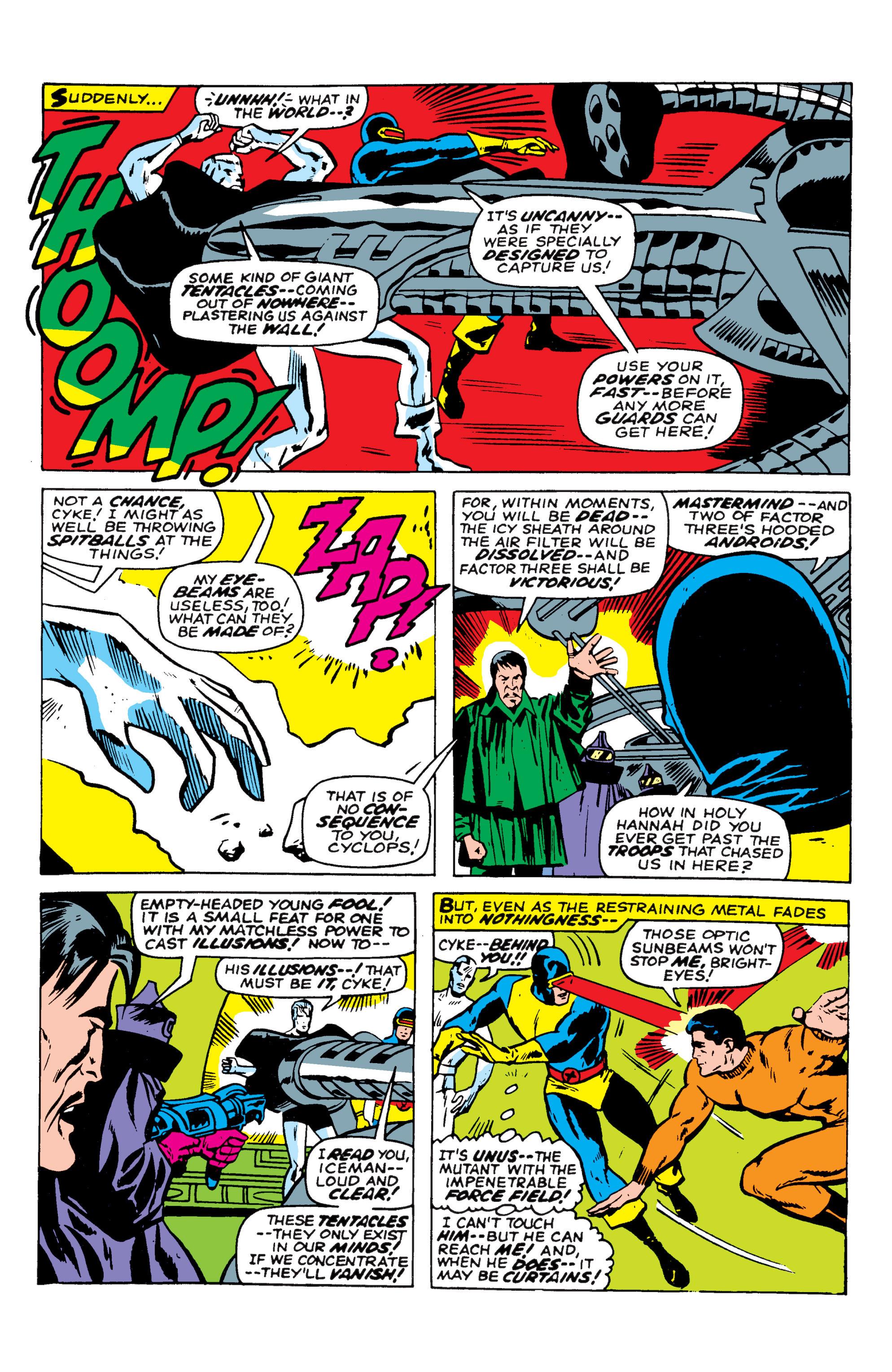 Uncanny X-Men (1963) 39 Page 3