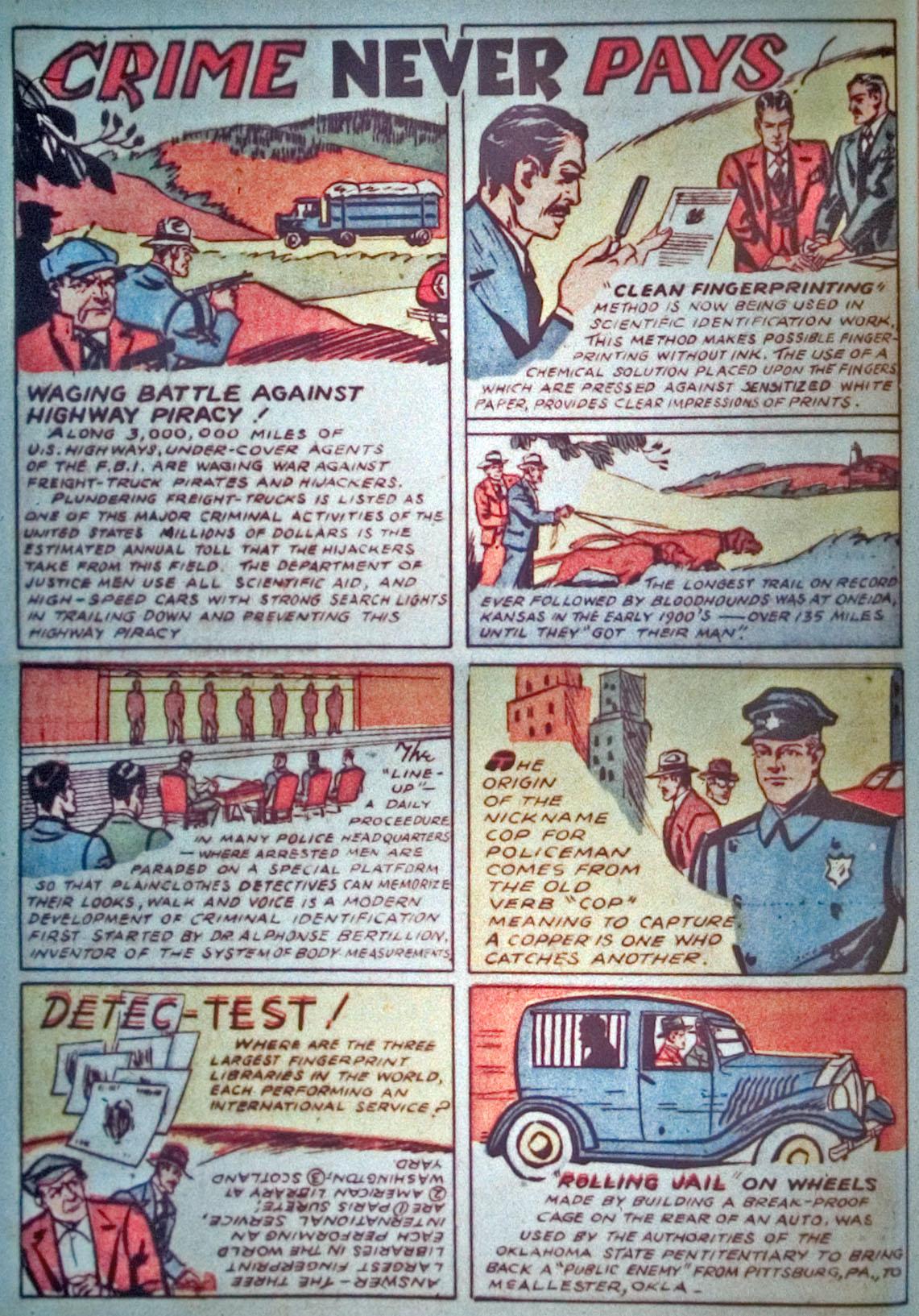 Read online Detective Comics (1937) comic -  Issue #31 - 14