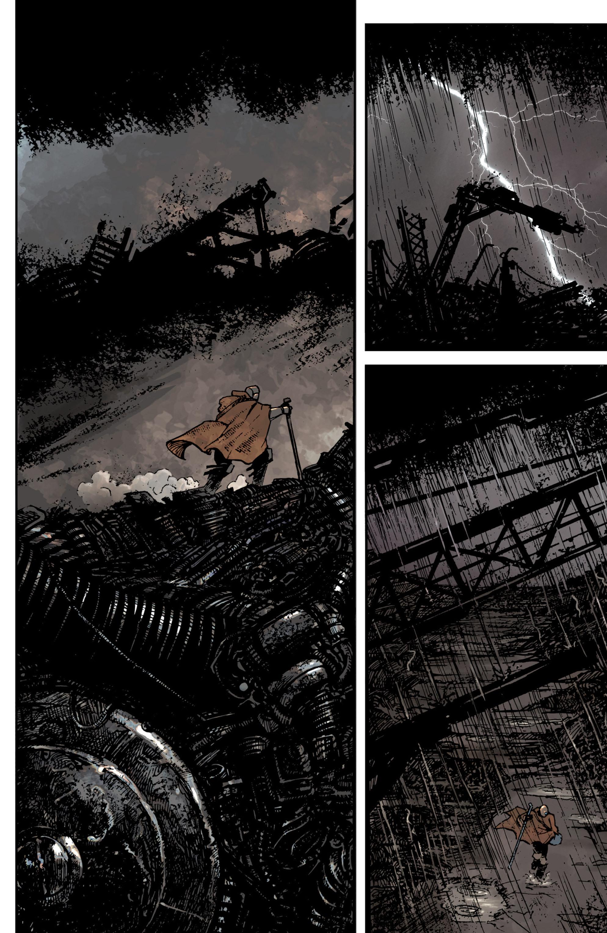 Read online Planetoid comic -  Issue # TPB - 15