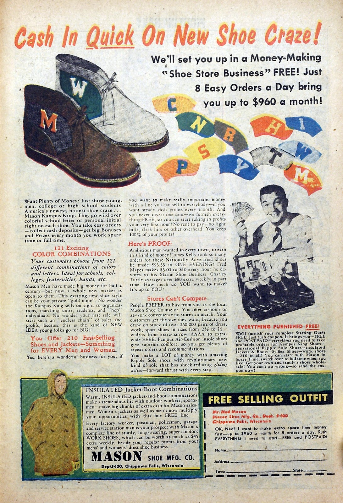 Read online Fightin' Navy comic -  Issue #84 - 31