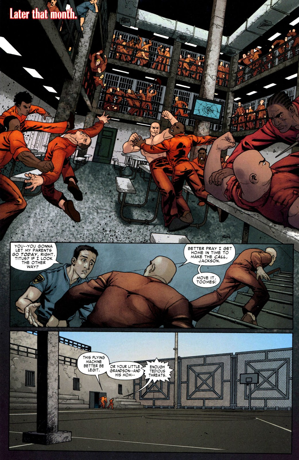 Web of Spider-Man (2009) Issue #5 #5 - English 9