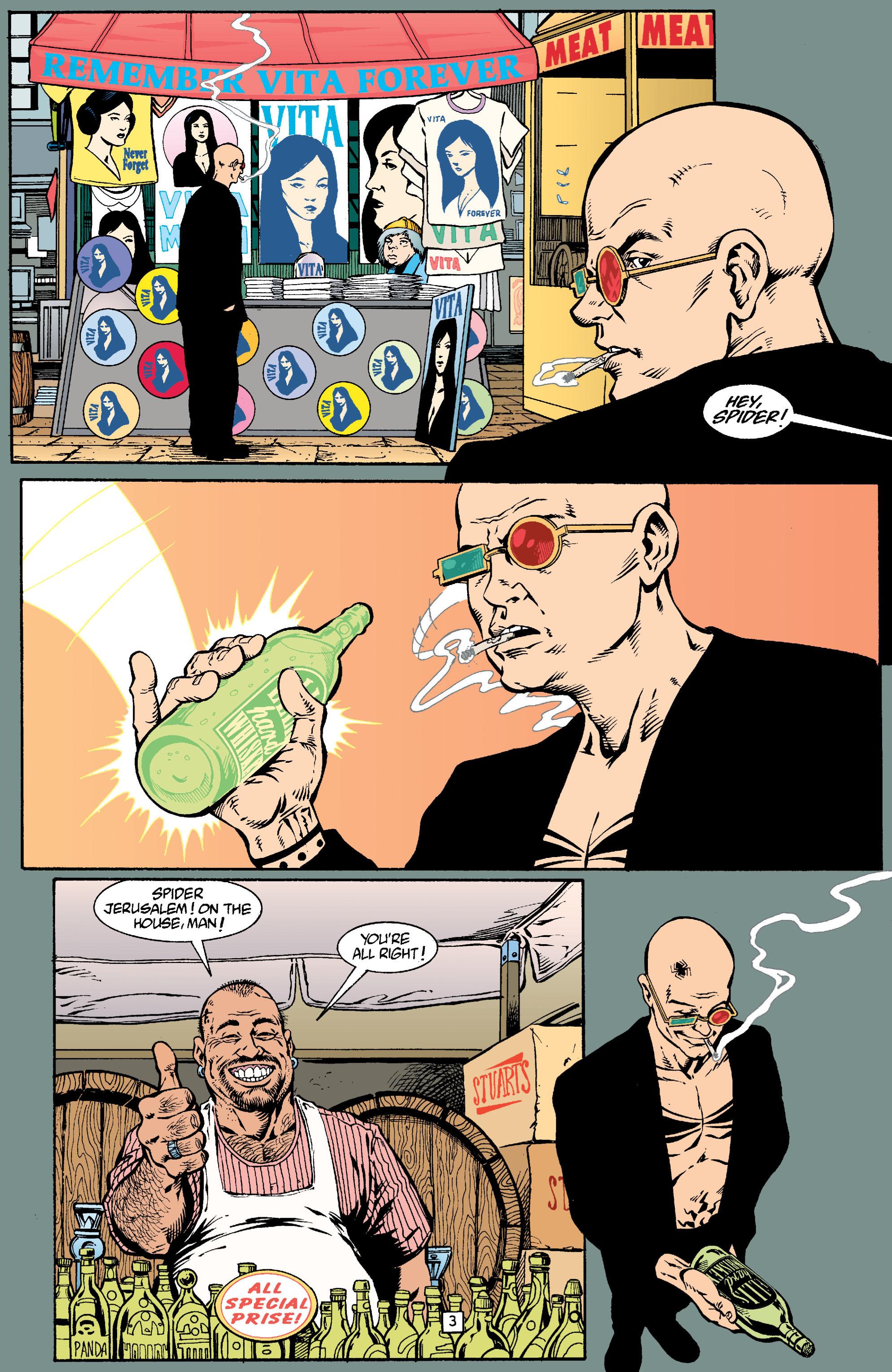 Read online Transmetropolitan comic -  Issue #19 - 4