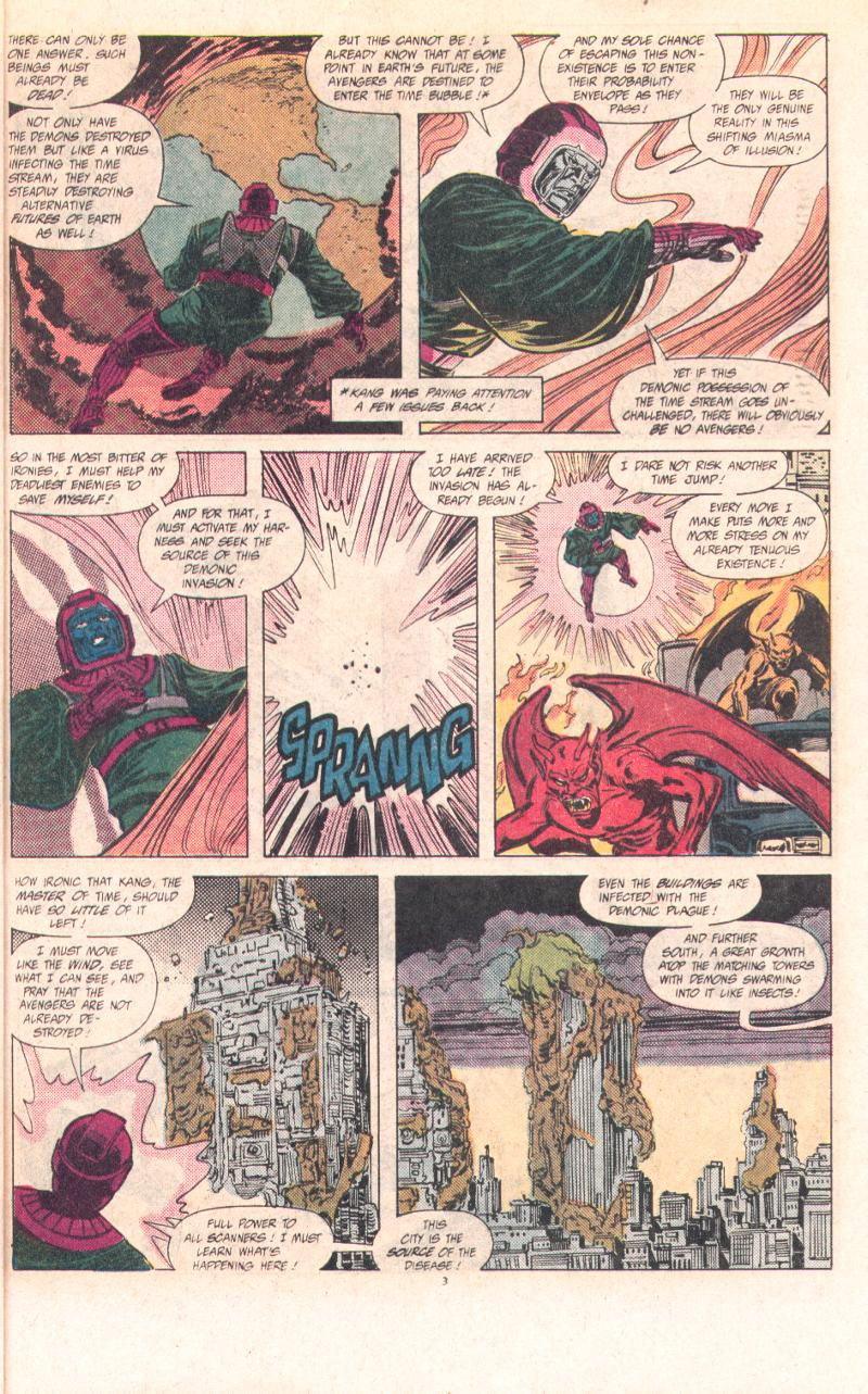 The Avengers (1963) 300 Page 3