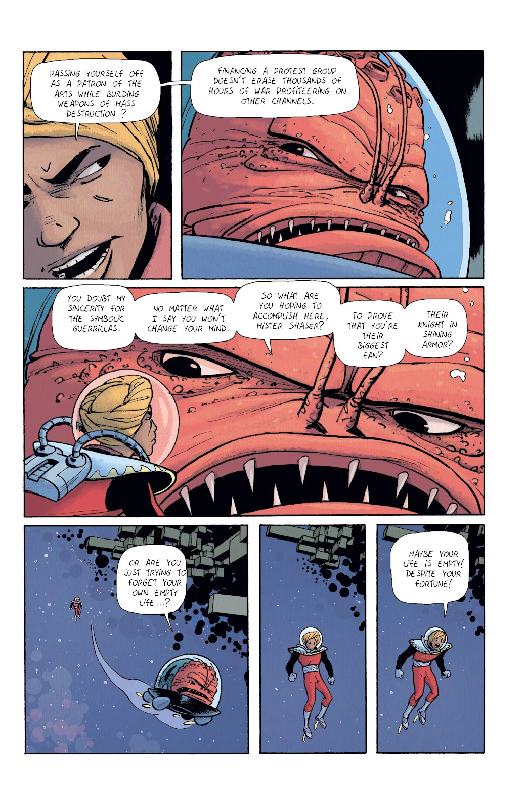 Read online Infinity 8 comic -  Issue #11 - 25