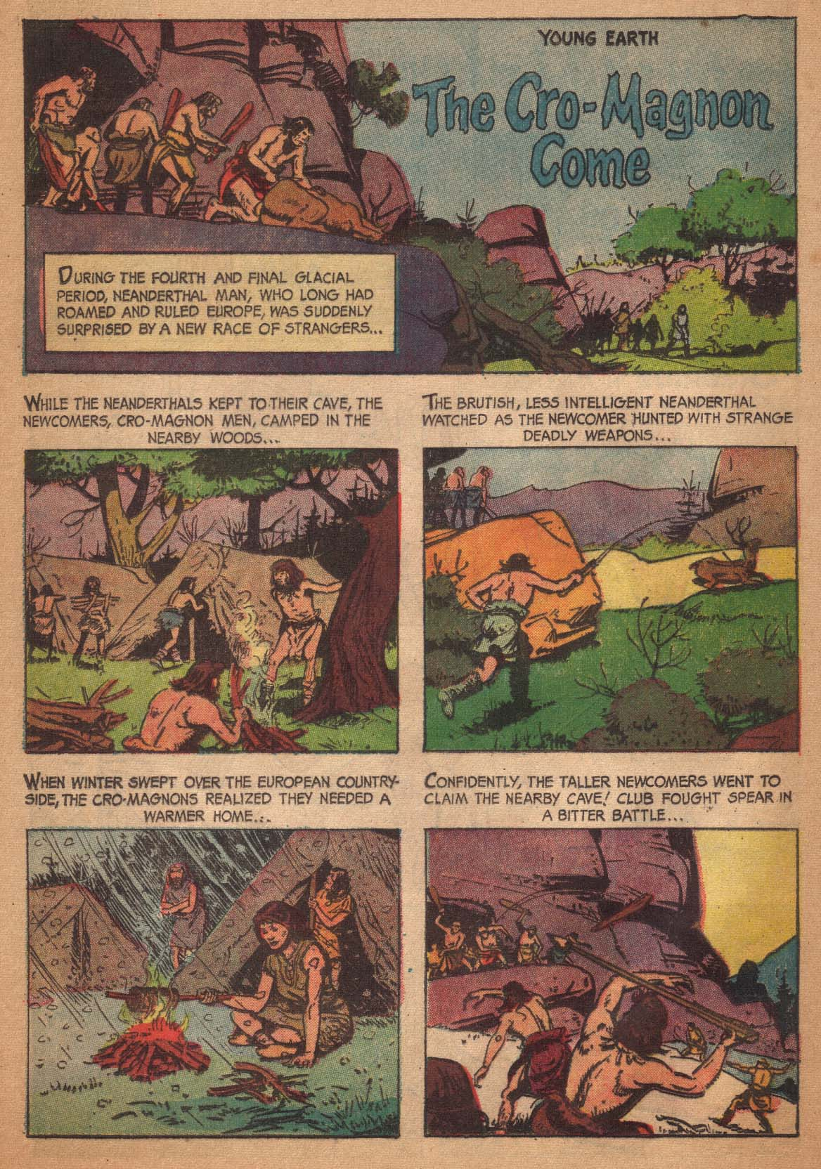 Read online Turok, Son of Stone comic -  Issue #47 - 20