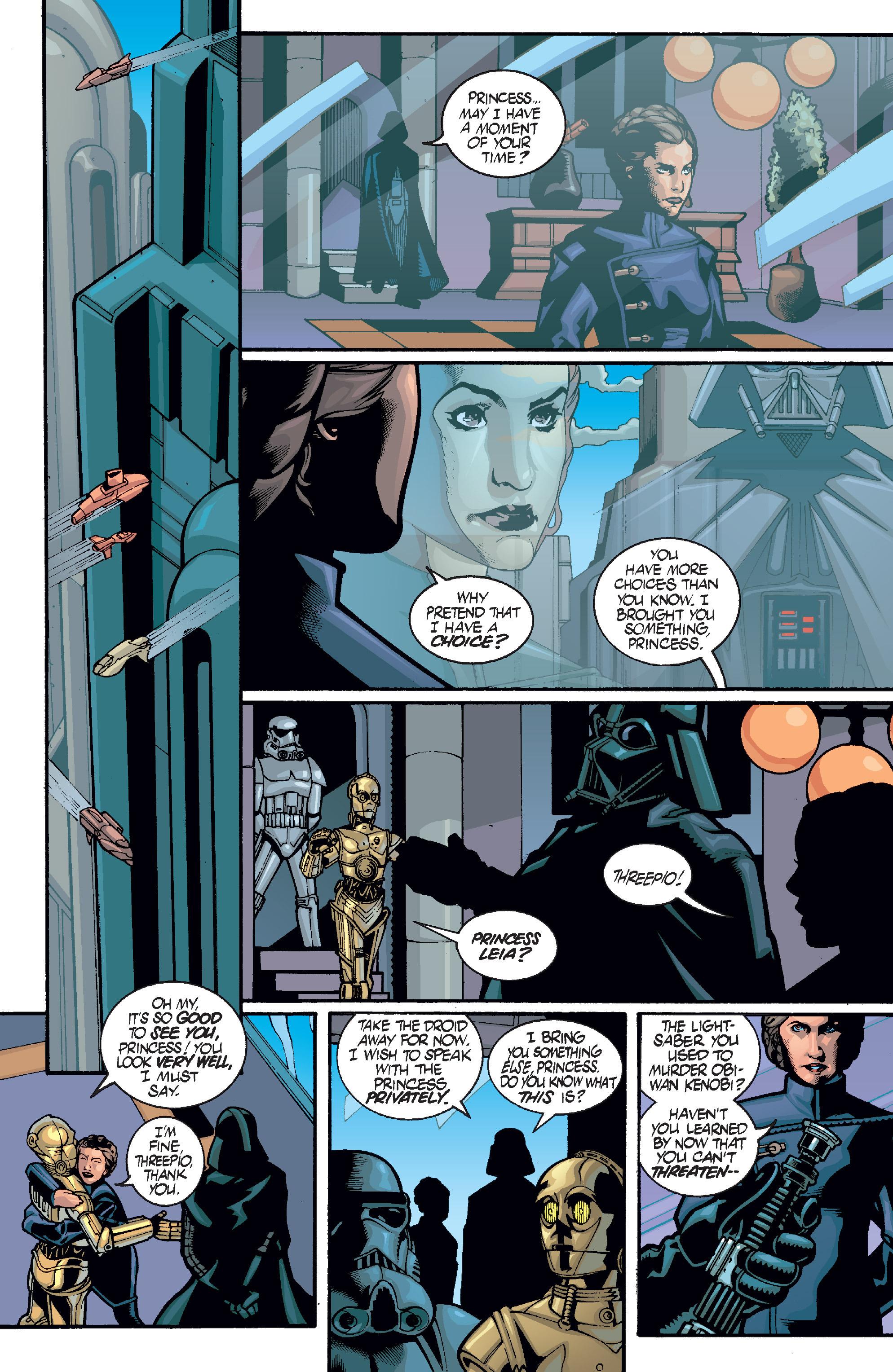 Read online Star Wars Omnibus comic -  Issue # Vol. 27 - 39