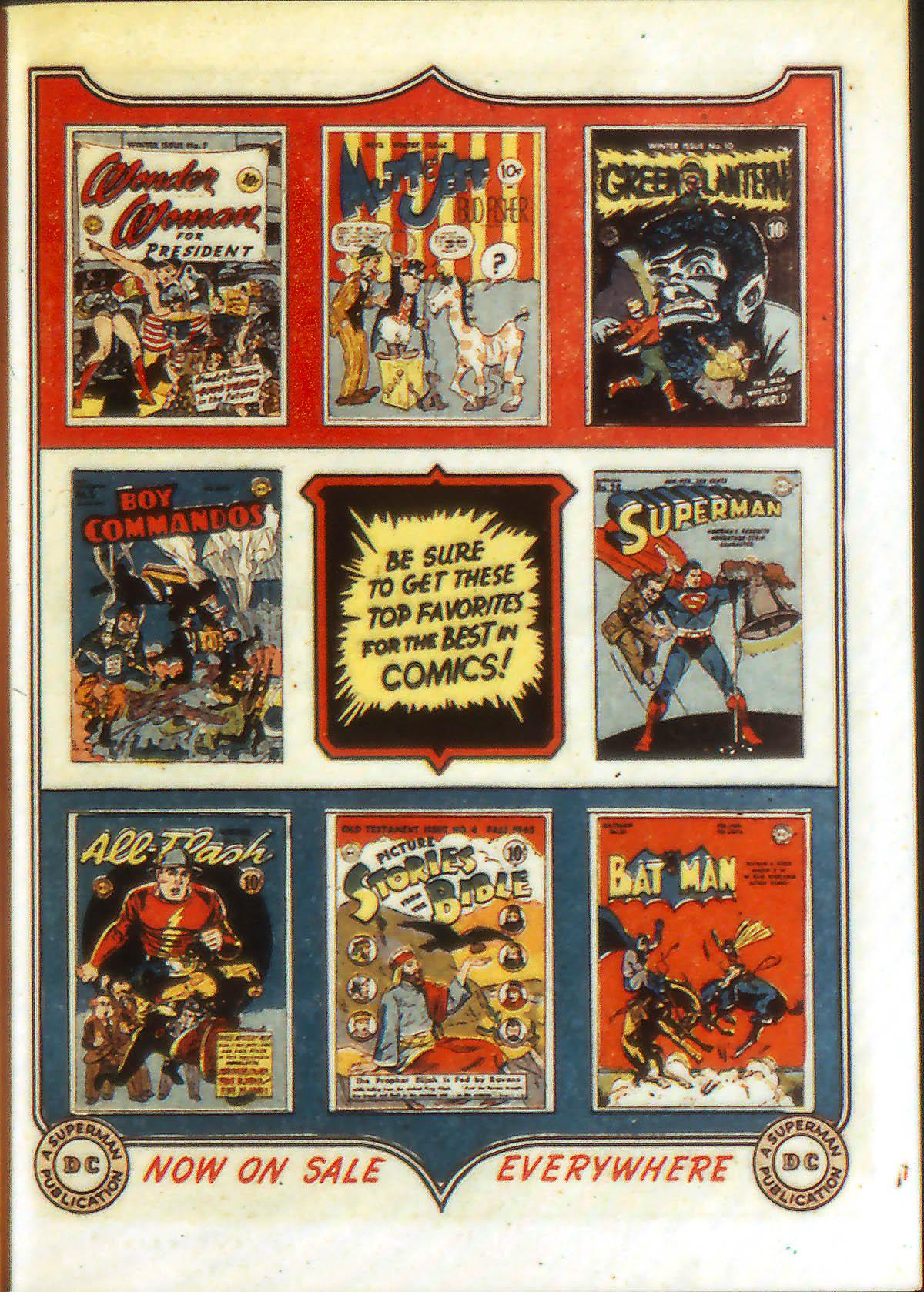 Read online Adventure Comics (1938) comic -  Issue #90 - 49