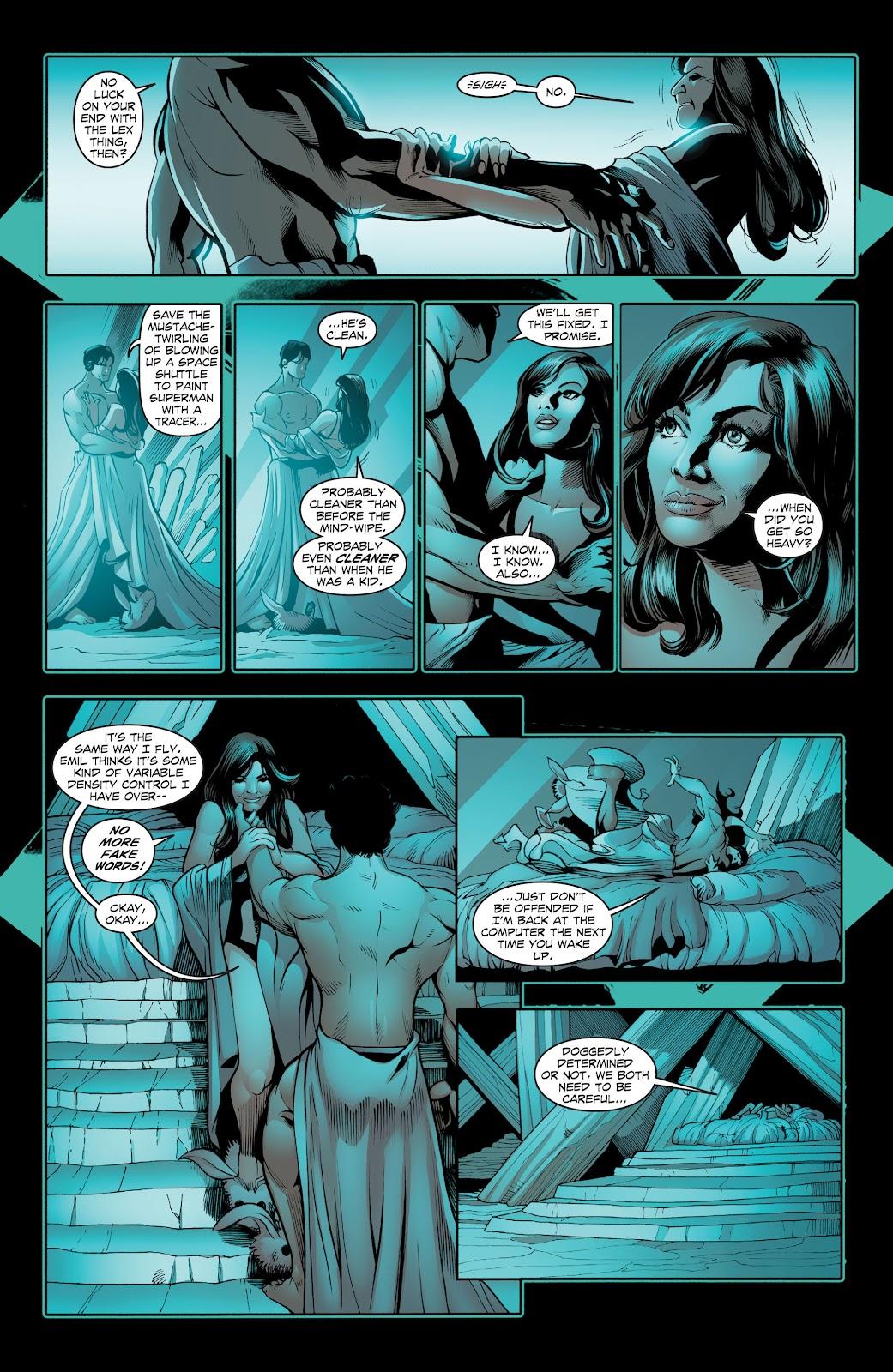 Read online Smallville Season 11 [II] comic -  Issue # TPB 2 - 9
