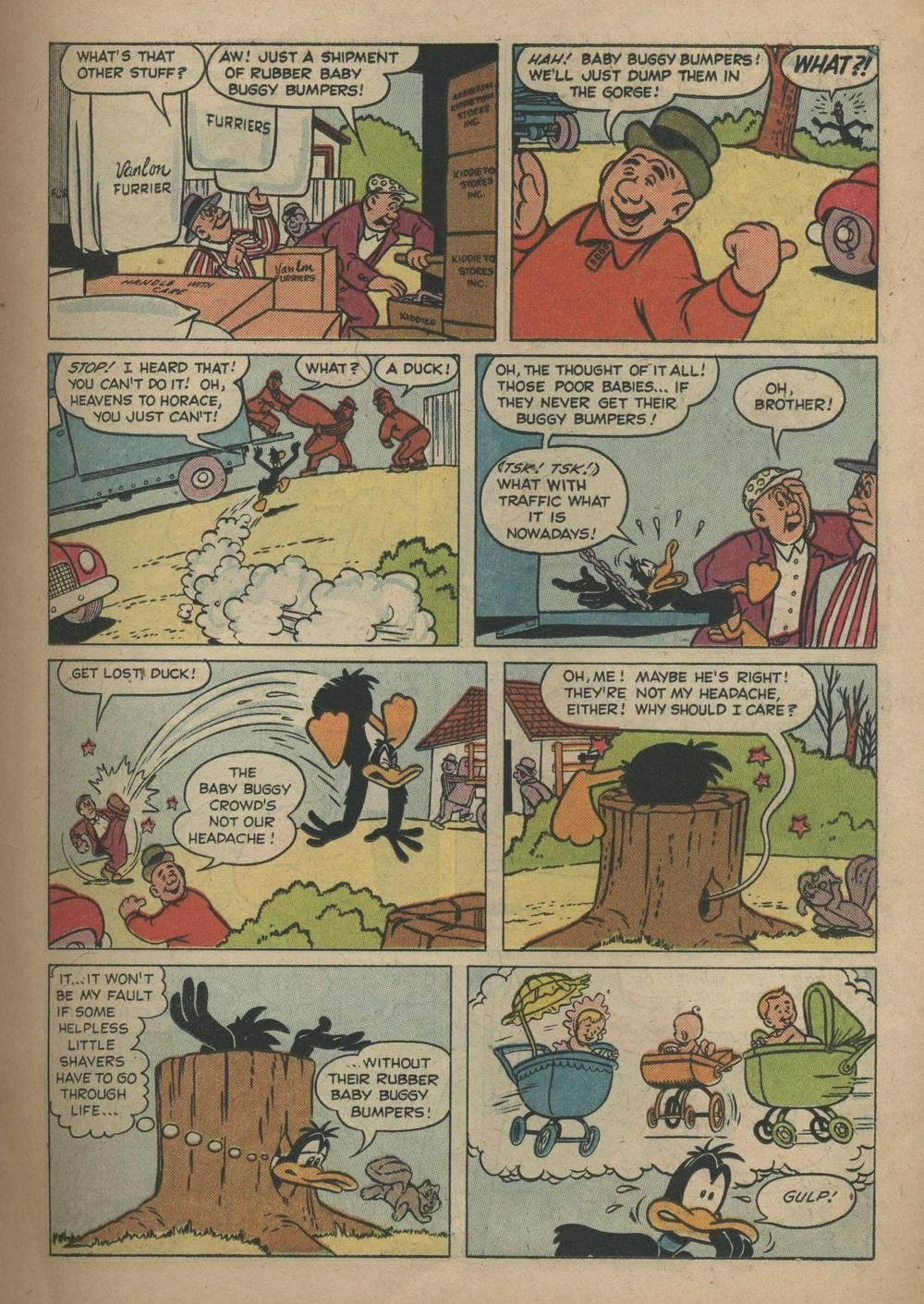 Daffy issue 4 - Page 11