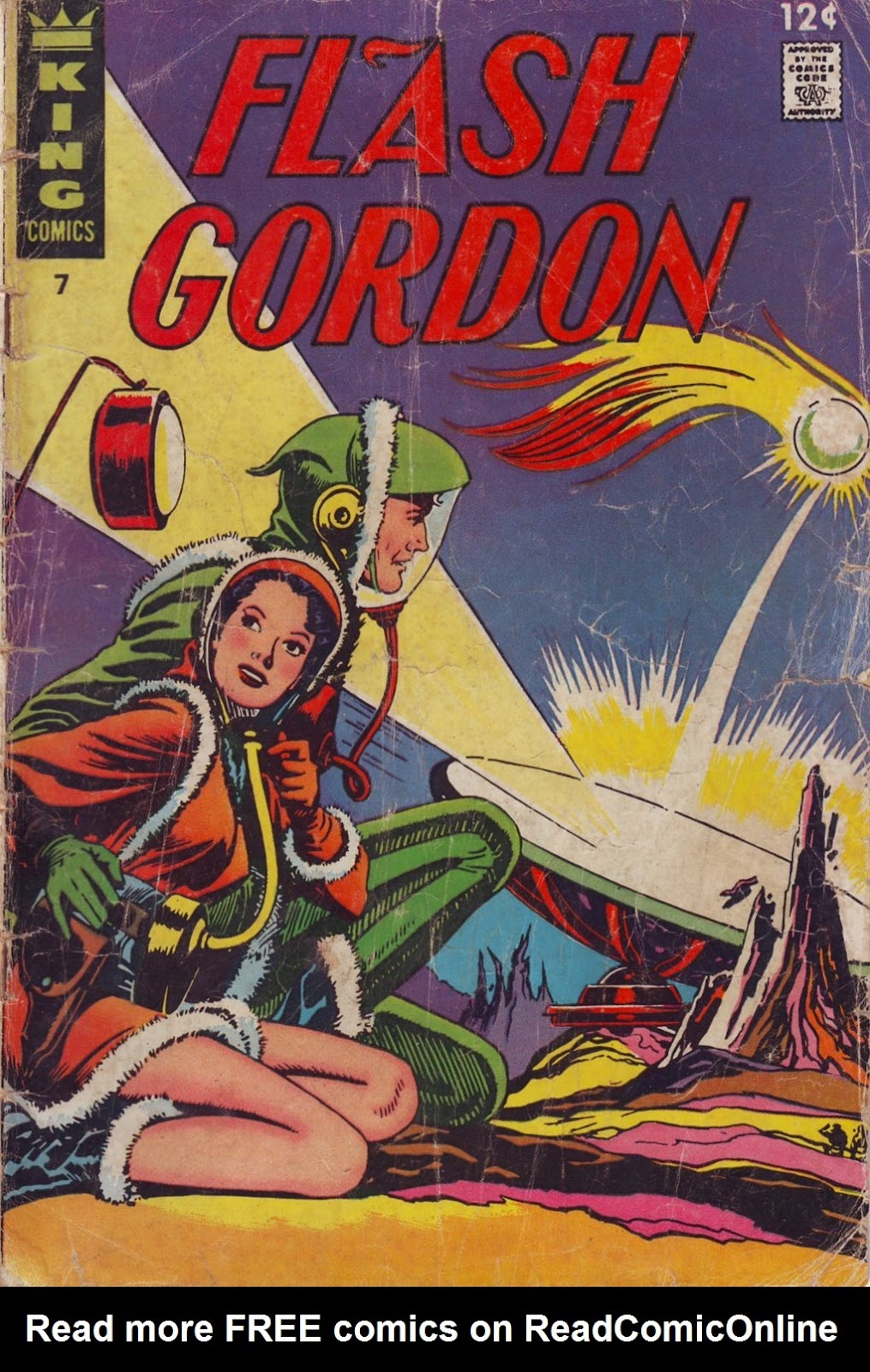 Flash Gordon (1966) issue 7 - Page 1