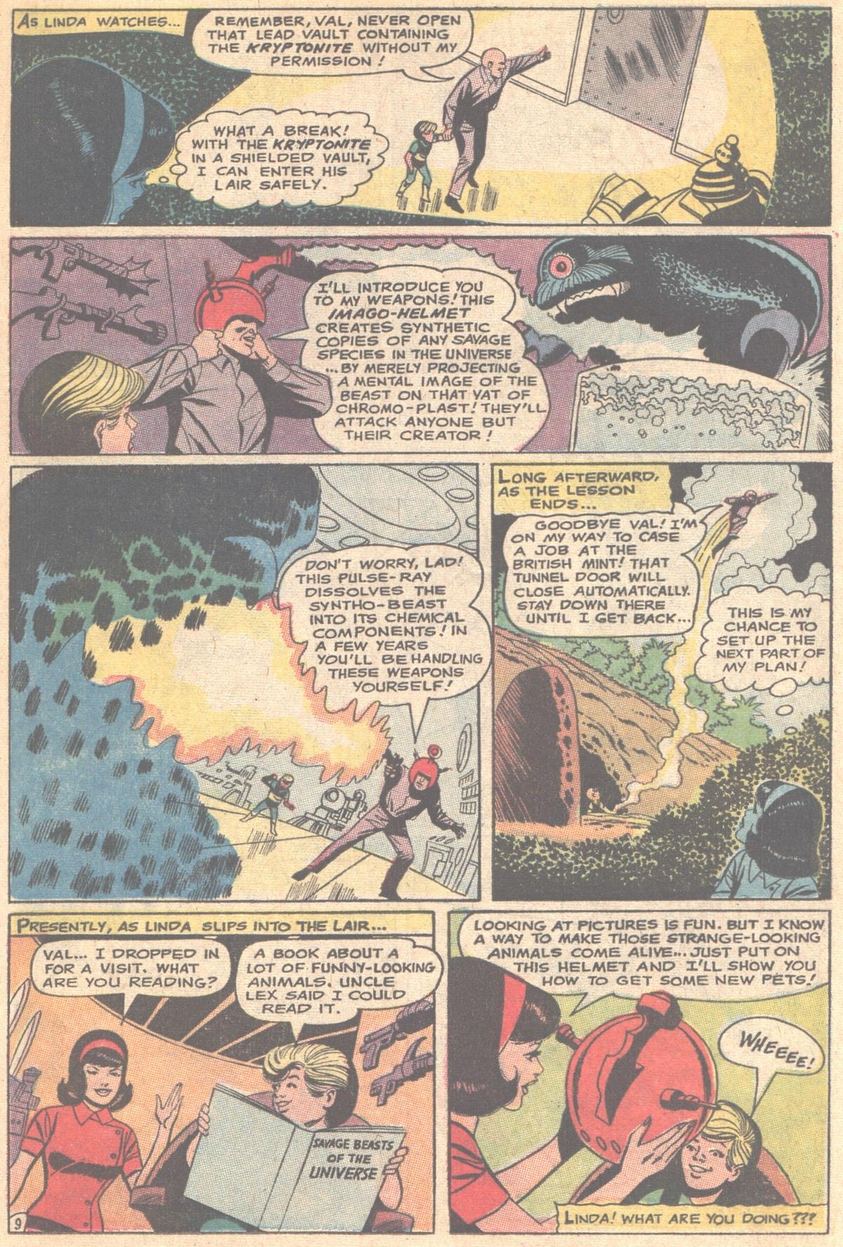 Read online Adventure Comics (1938) comic -  Issue #388 - 13