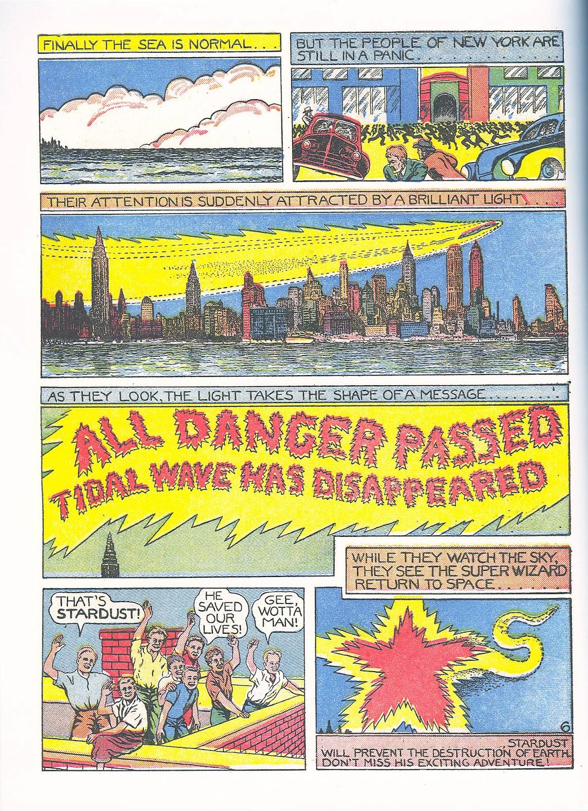 Read online Fantastic Comics comic -  Issue #3 - 59