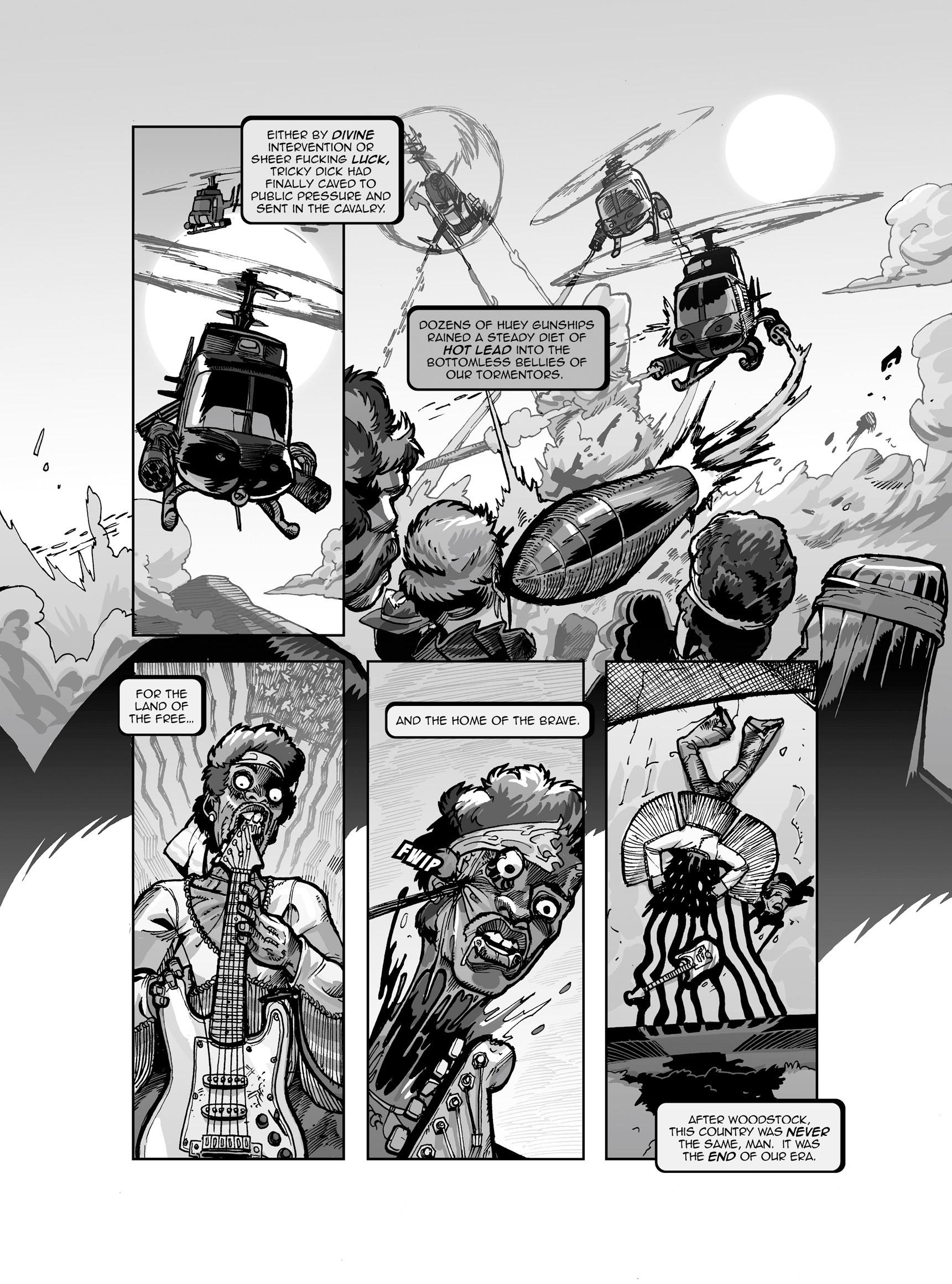 Read online FUBAR comic -  Issue #3 - 348