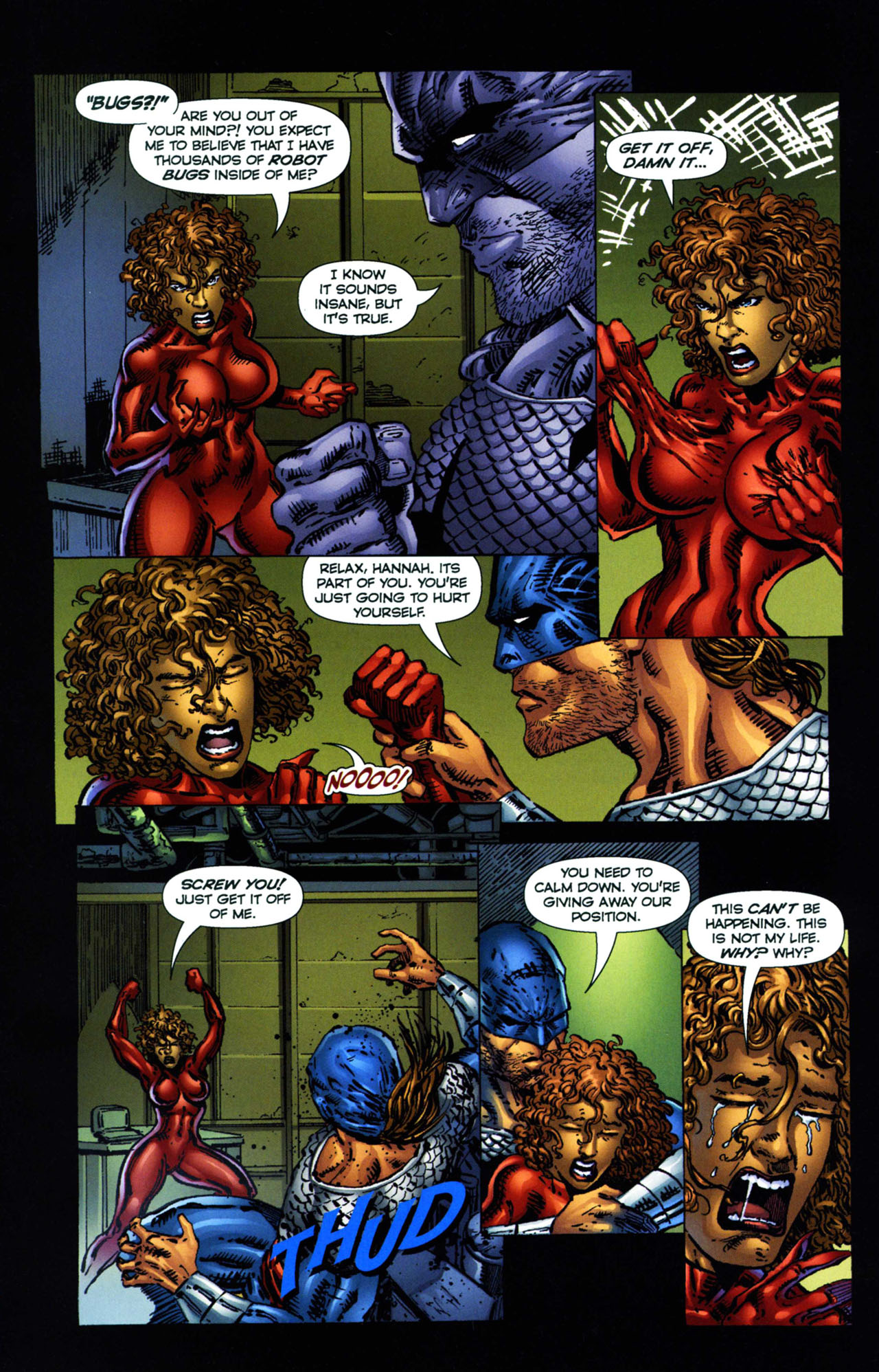 Read online Ant comic -  Issue #11 - 10