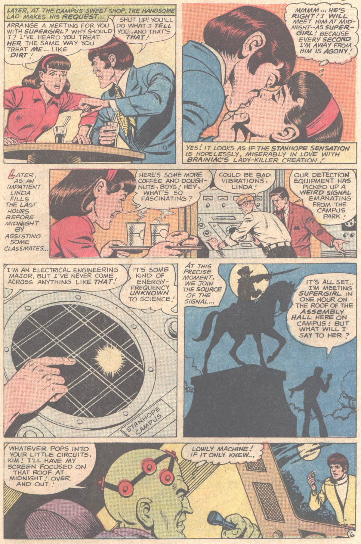 Read online Adventure Comics (1938) comic -  Issue #389 - 23