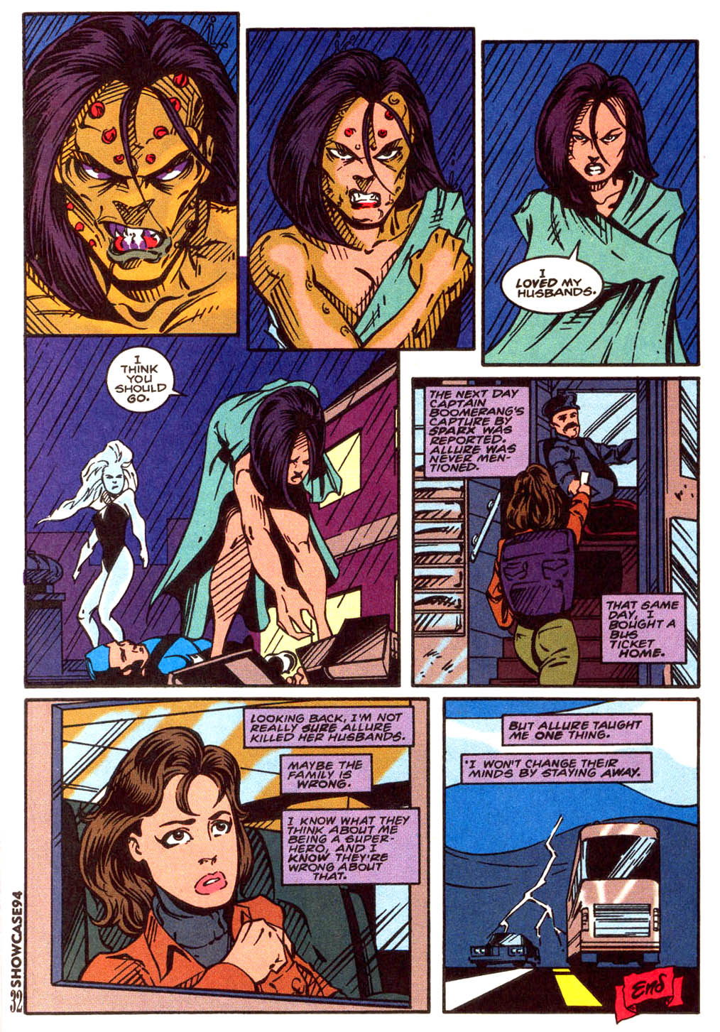 Read online Showcase '94 comic -  Issue #6 - 29