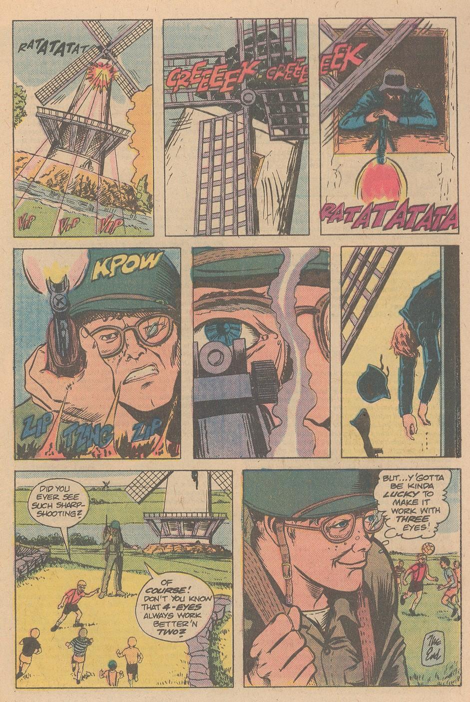 Read online Sgt. Rock comic -  Issue #348 - 26