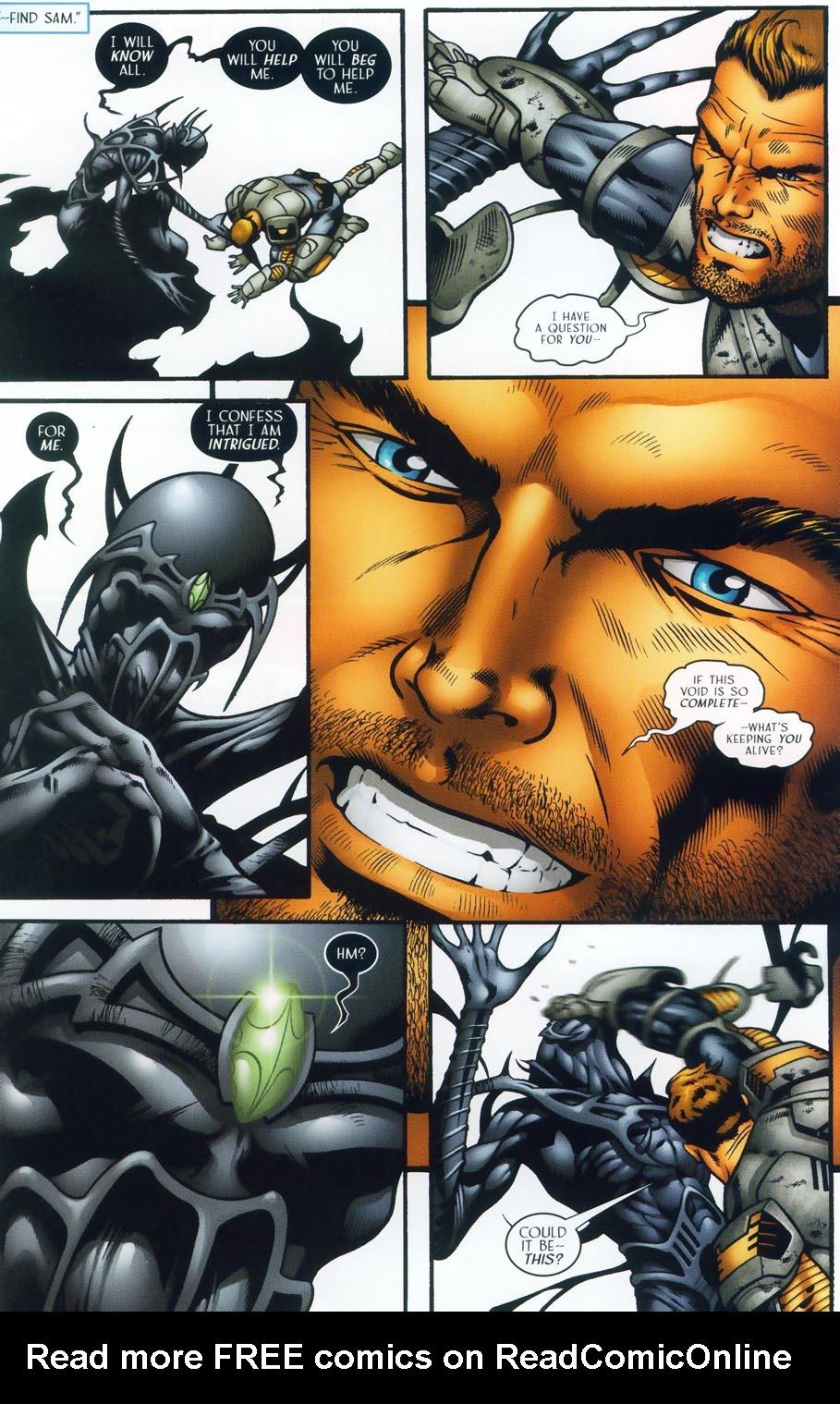 Read online Sigil (2000) comic -  Issue #37 - 18