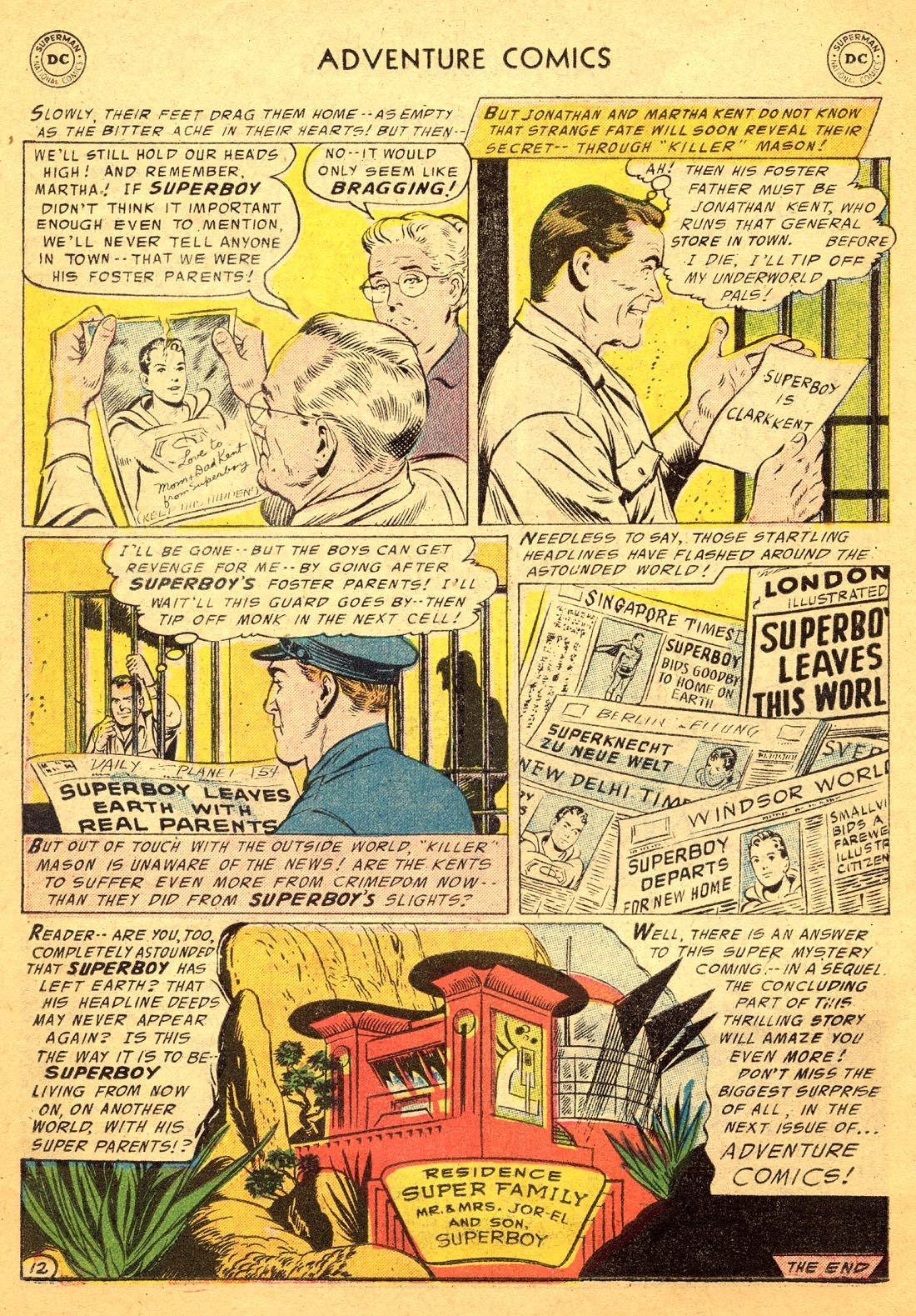 Read online Adventure Comics (1938) comic -  Issue #217 - 14