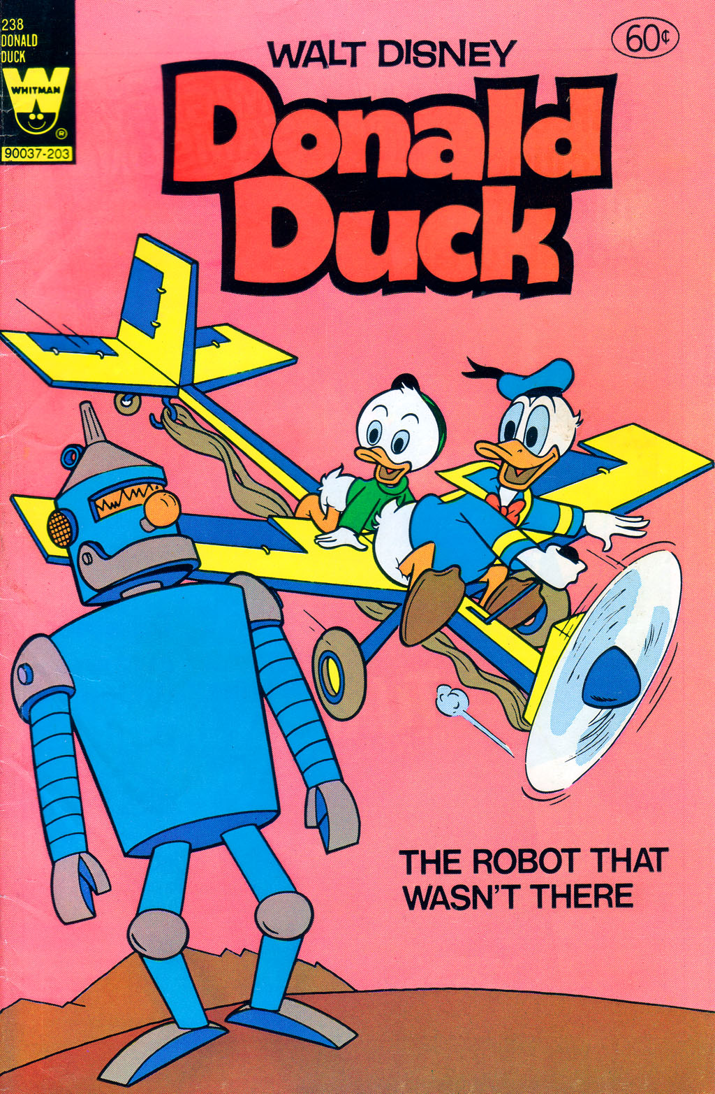 Donald Duck (1980) 238 Page 1