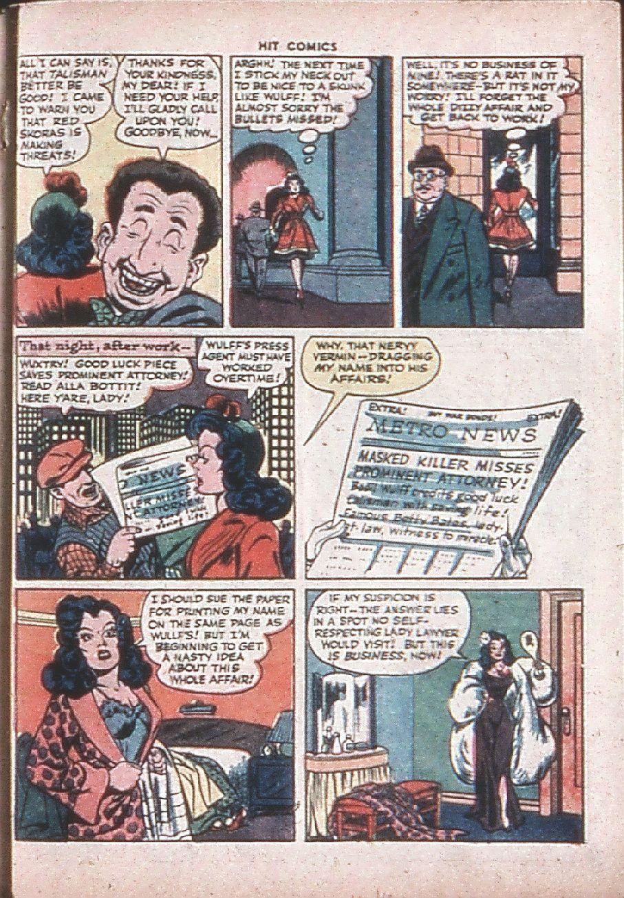 Read online Hit Comics comic -  Issue #36 - 55