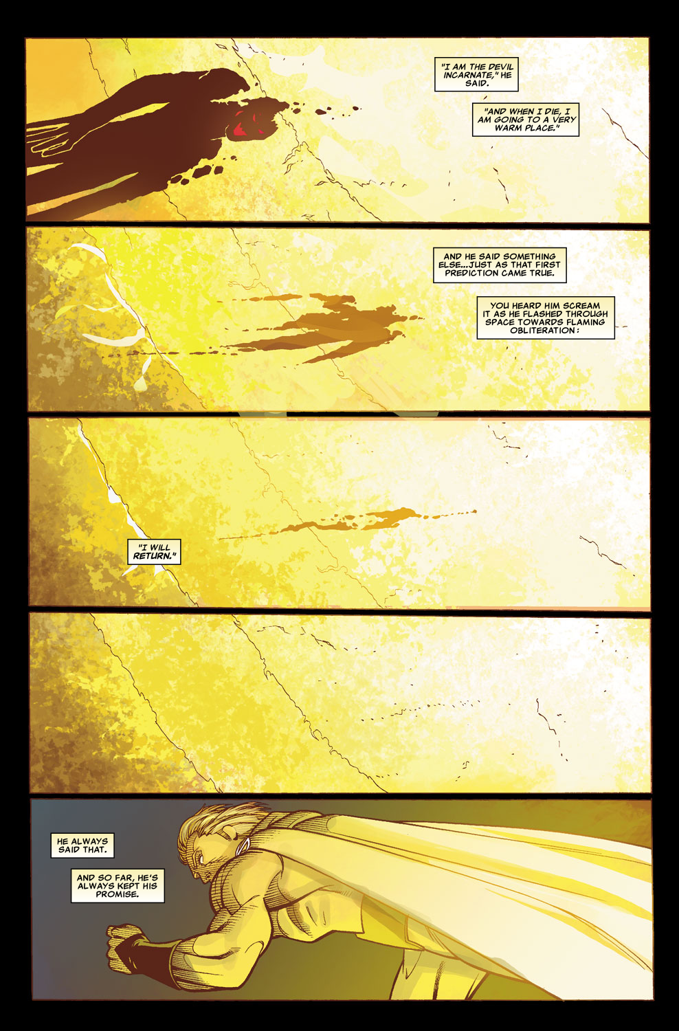 Read online Sentry (2006) comic -  Issue #8 - 23