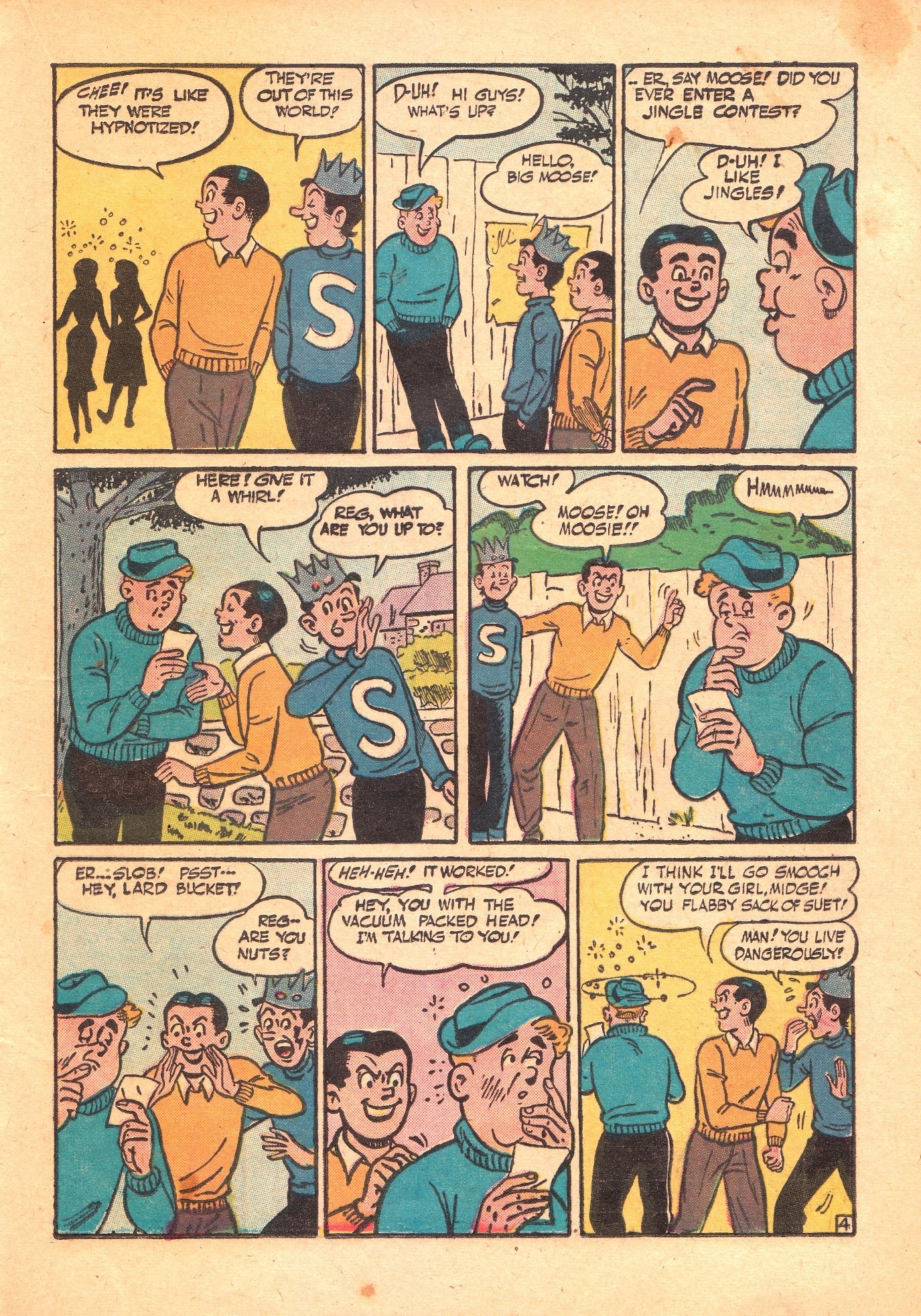 Archie Comics issue 089 - Page 21