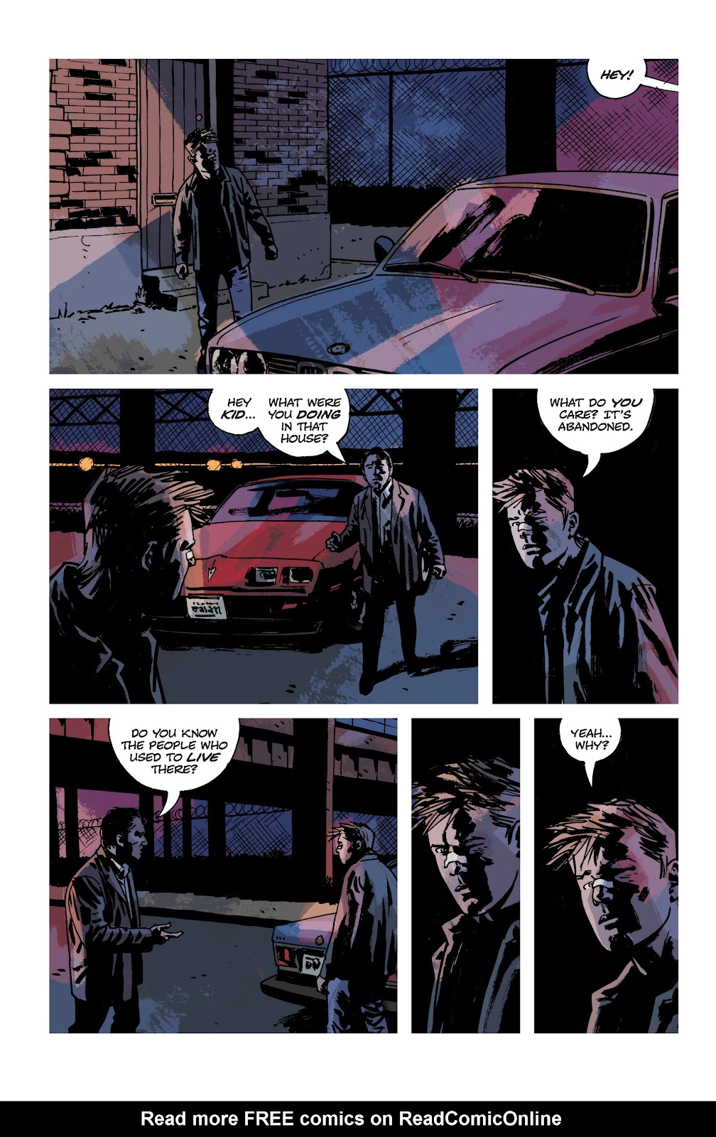 Read online Criminal (2019) comic -  Issue #10 - 27