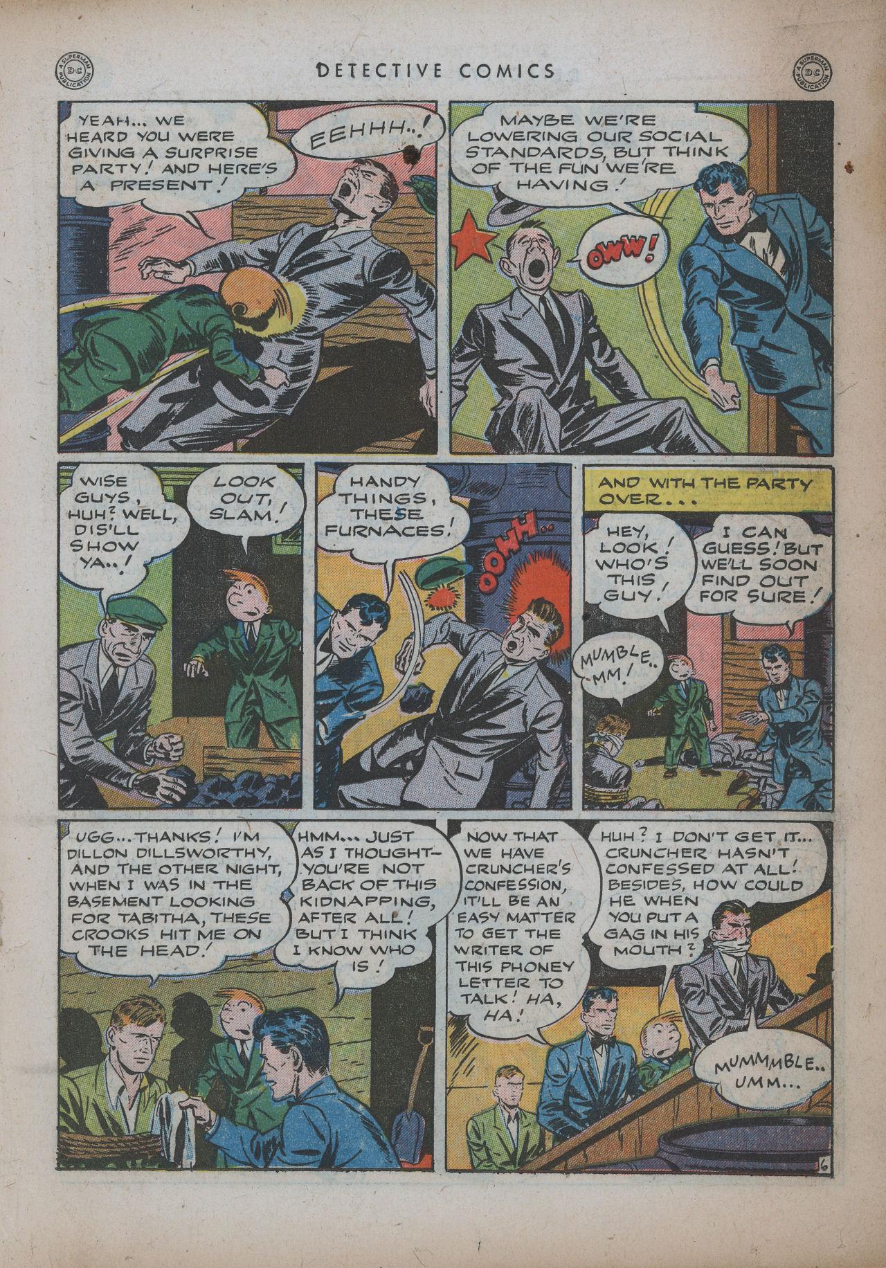 Read online Detective Comics (1937) comic -  Issue #94 - 27