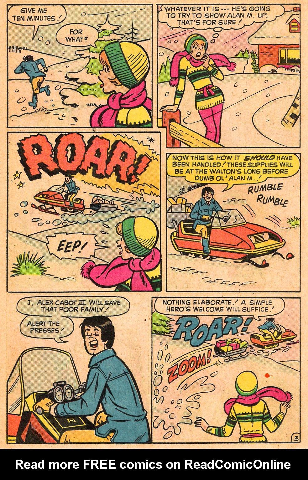 Read online She's Josie comic -  Issue #82 - 22