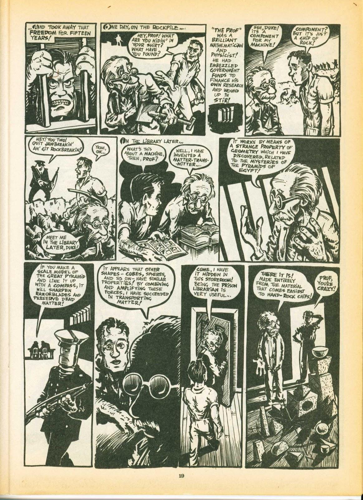 Warrior Issue #8 #9 - English 19