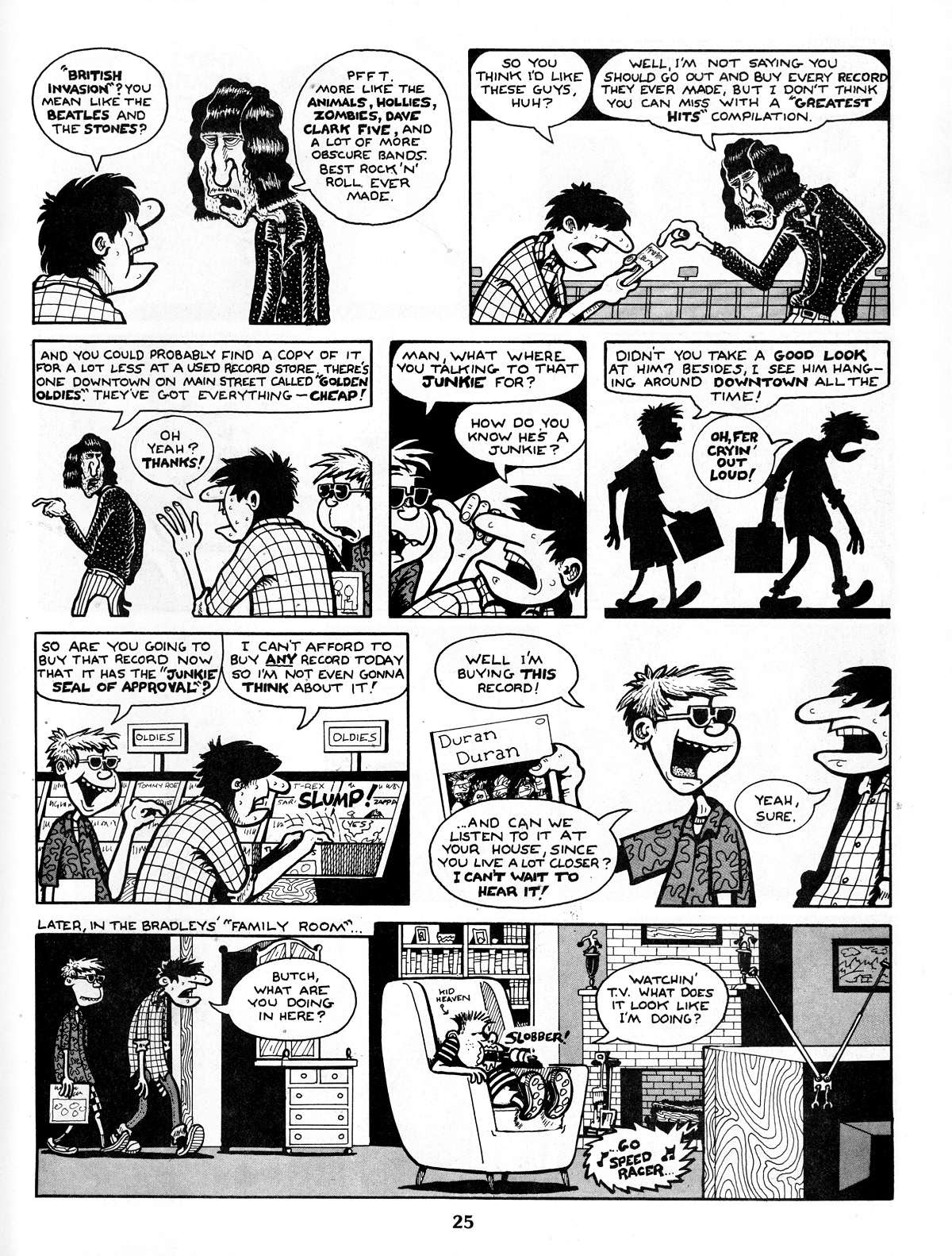 Read online Neat Stuff comic -  Issue #3 - 27
