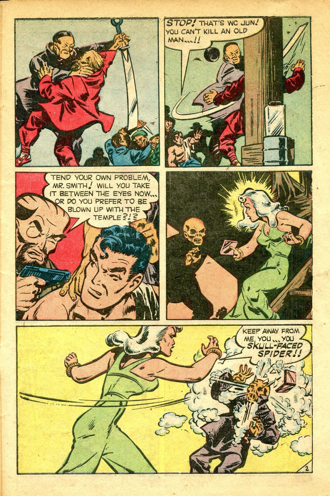 Read online Famous Funnies comic -  Issue #182 - 39