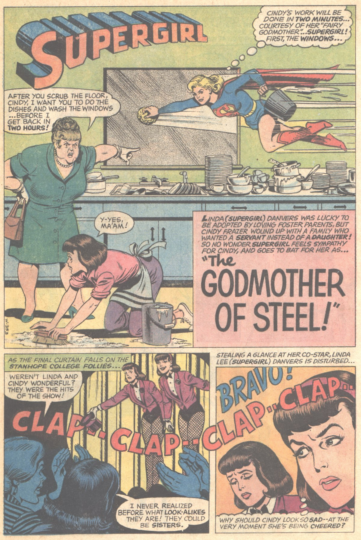 Read online Adventure Comics (1938) comic -  Issue #386 - 21