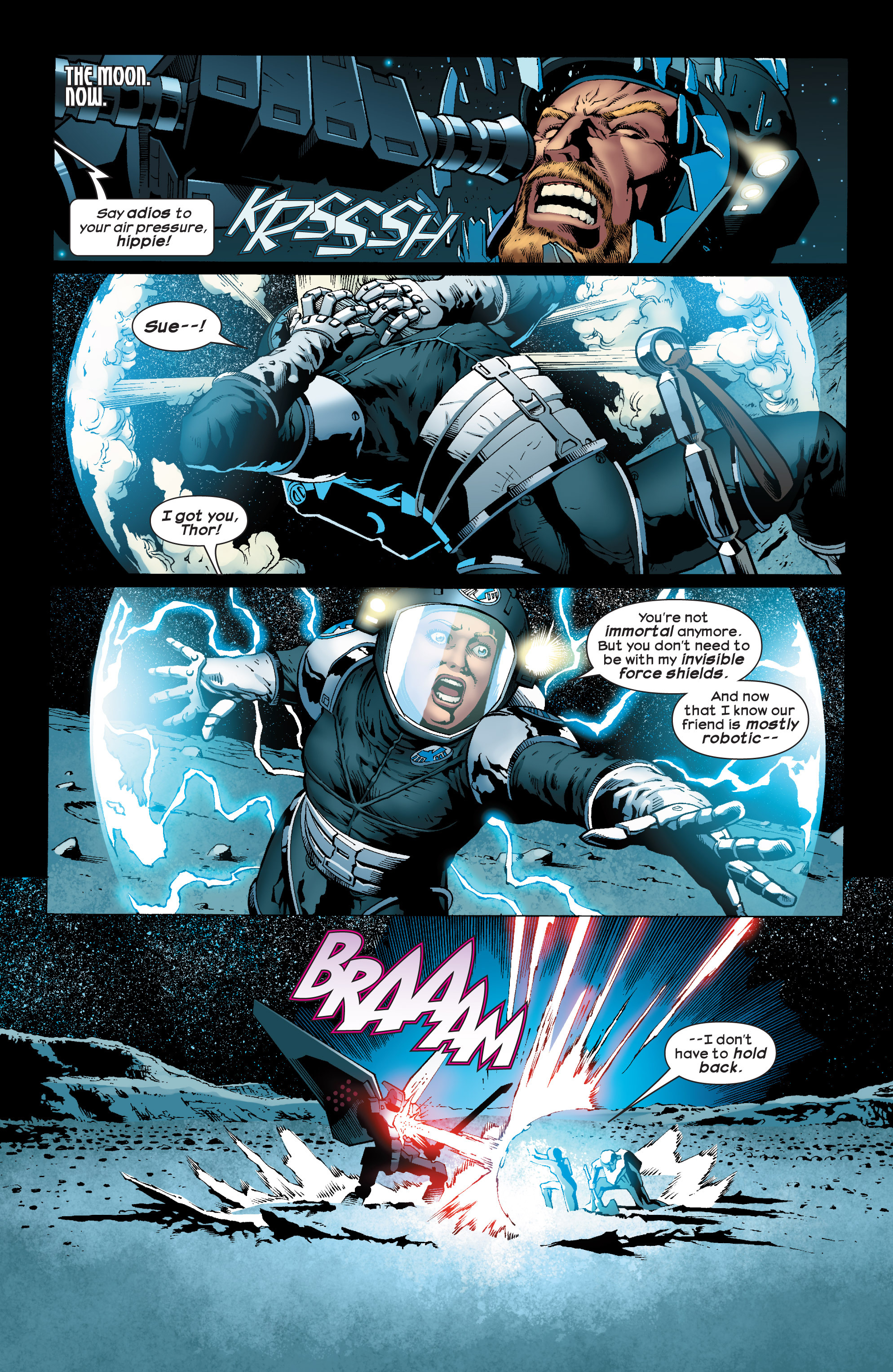 Read online Ultimate Comics Ultimates comic -  Issue #24 - 8
