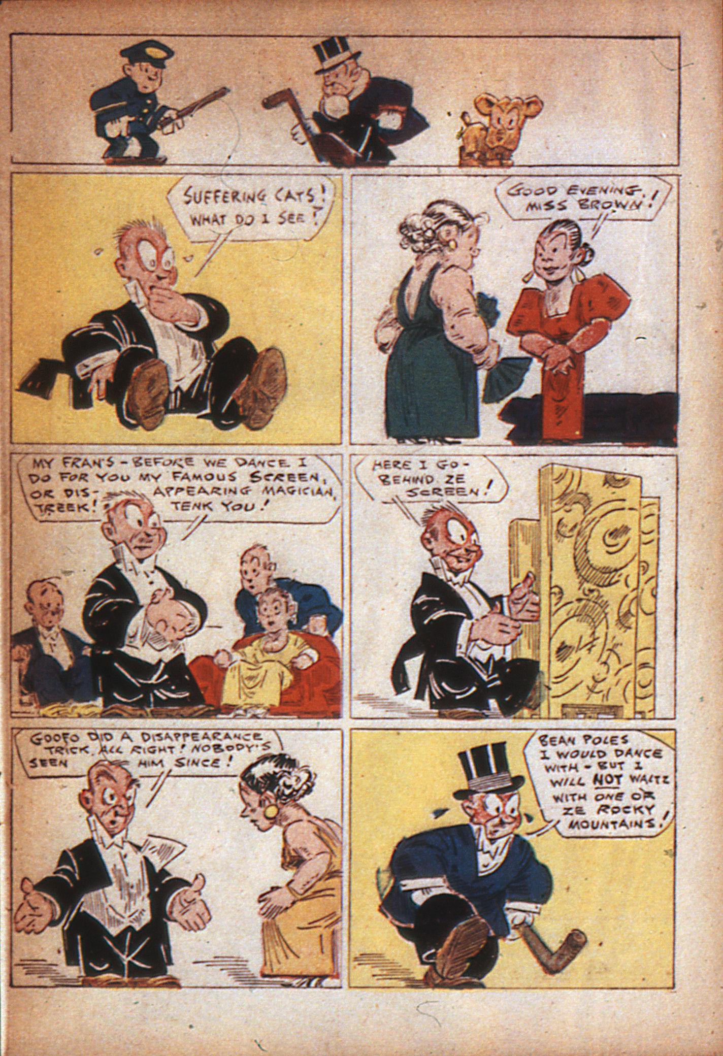 Read online Adventure Comics (1938) comic -  Issue #7 - 55