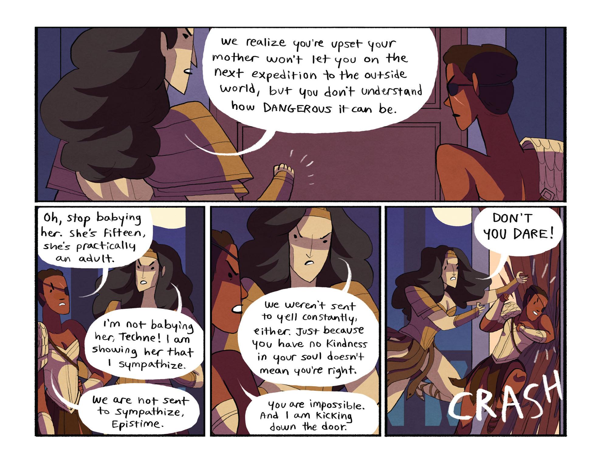 Read online Sensation Comics Featuring Wonder Woman comic -  Issue #23 - 10